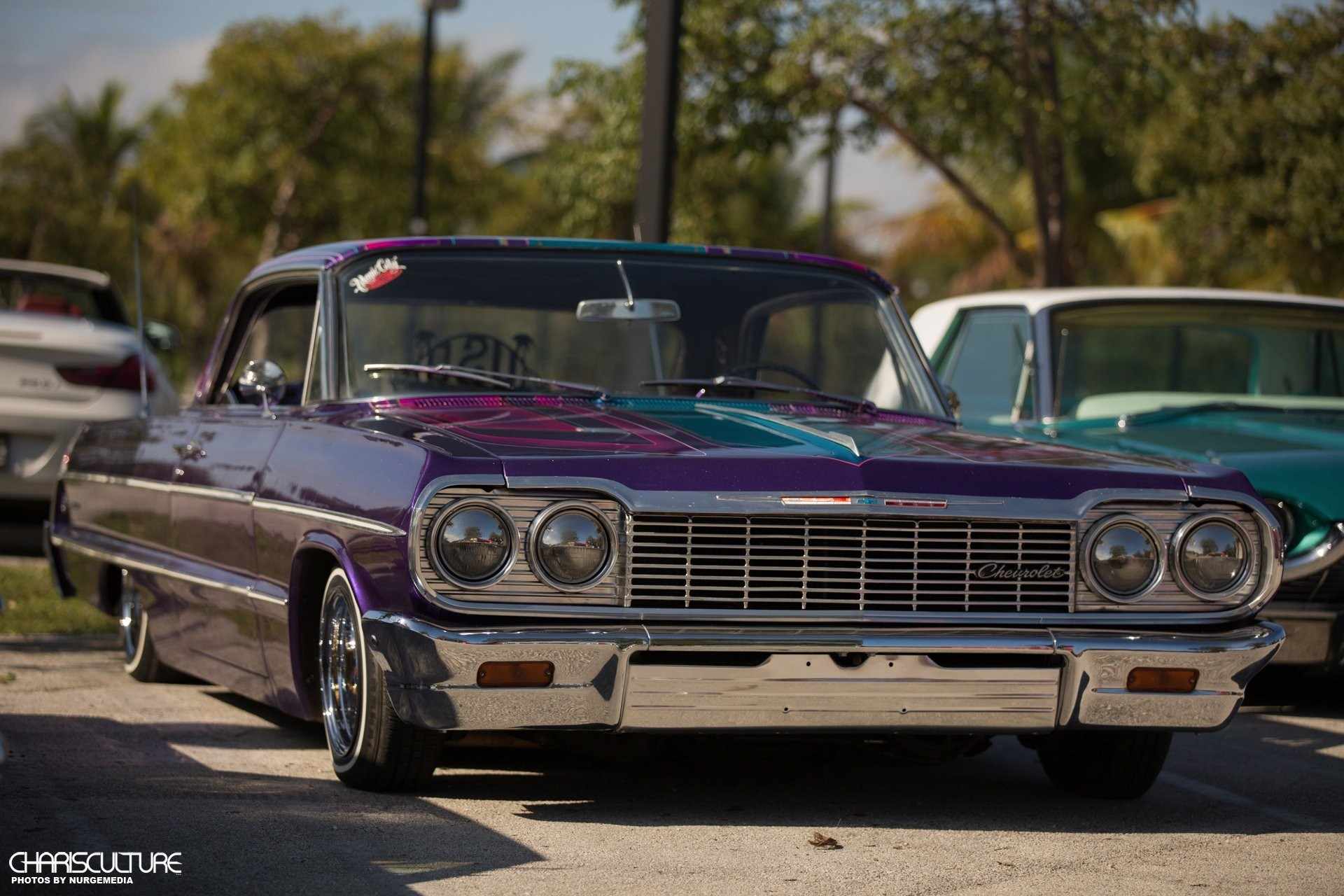 1920x1280 Top 10 1964 Chevrolet Impala Features Lowrider ...