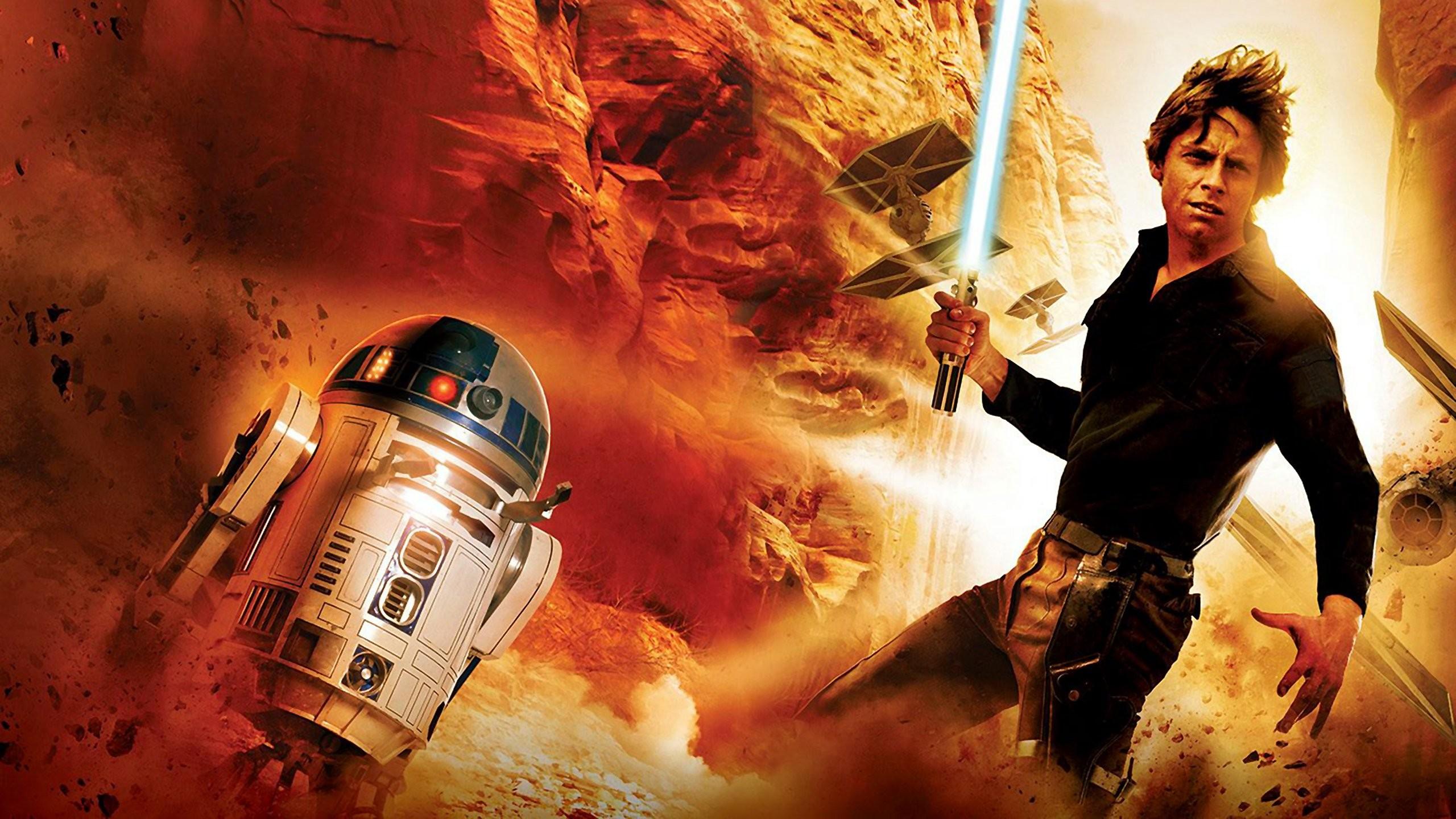 Luke Skywalker Wallpaper (77+ images)