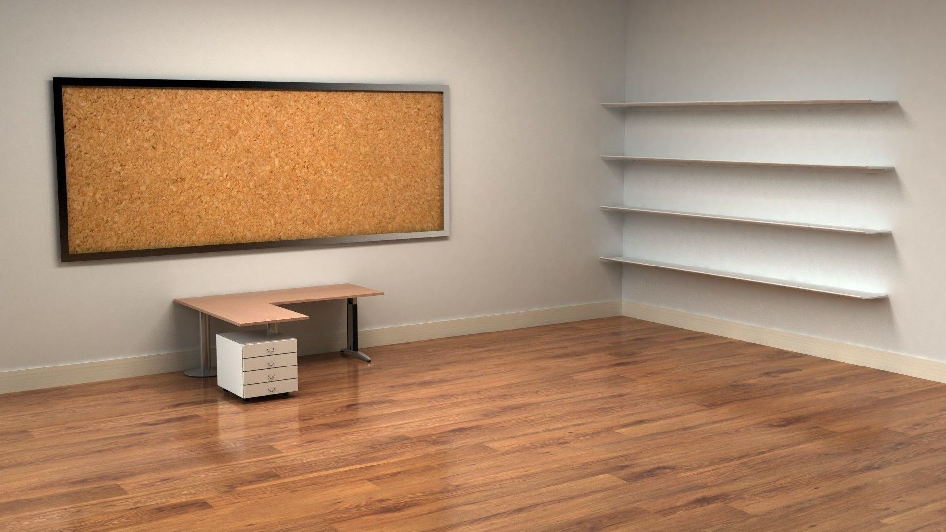 1920x1080 Empty office HD Wallpaper  Empty ...