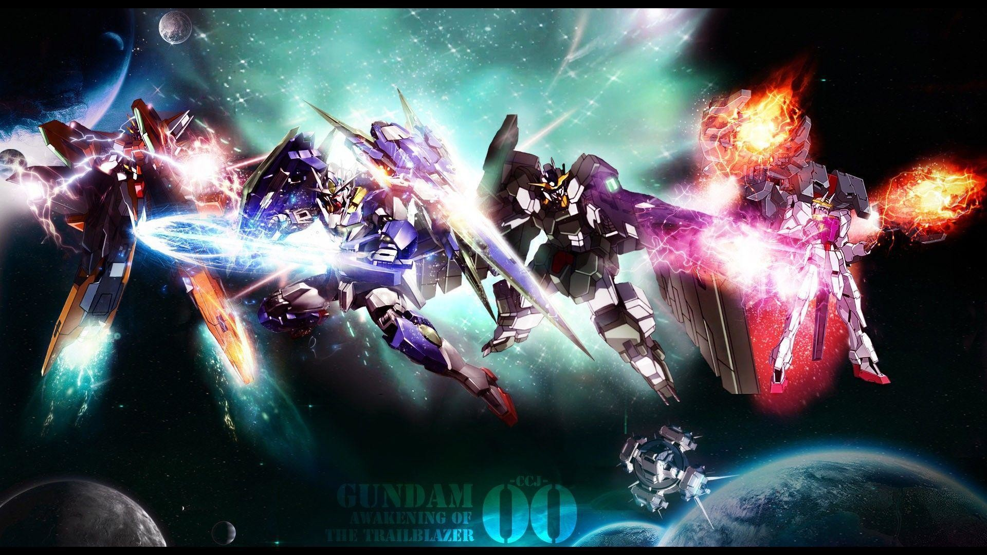 1920x1080 The Images of Mecha Gundam 00 Anime Exia  HD Wallpaper .