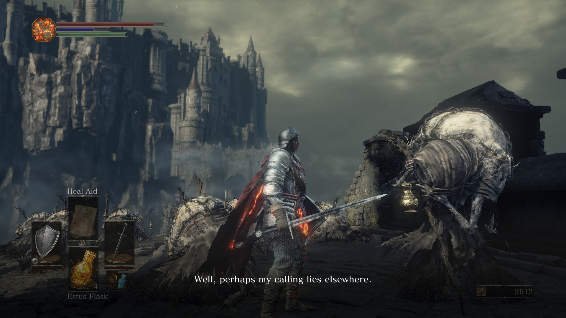 1920x1080 Dark Souls 3 review: Marching toward masochism