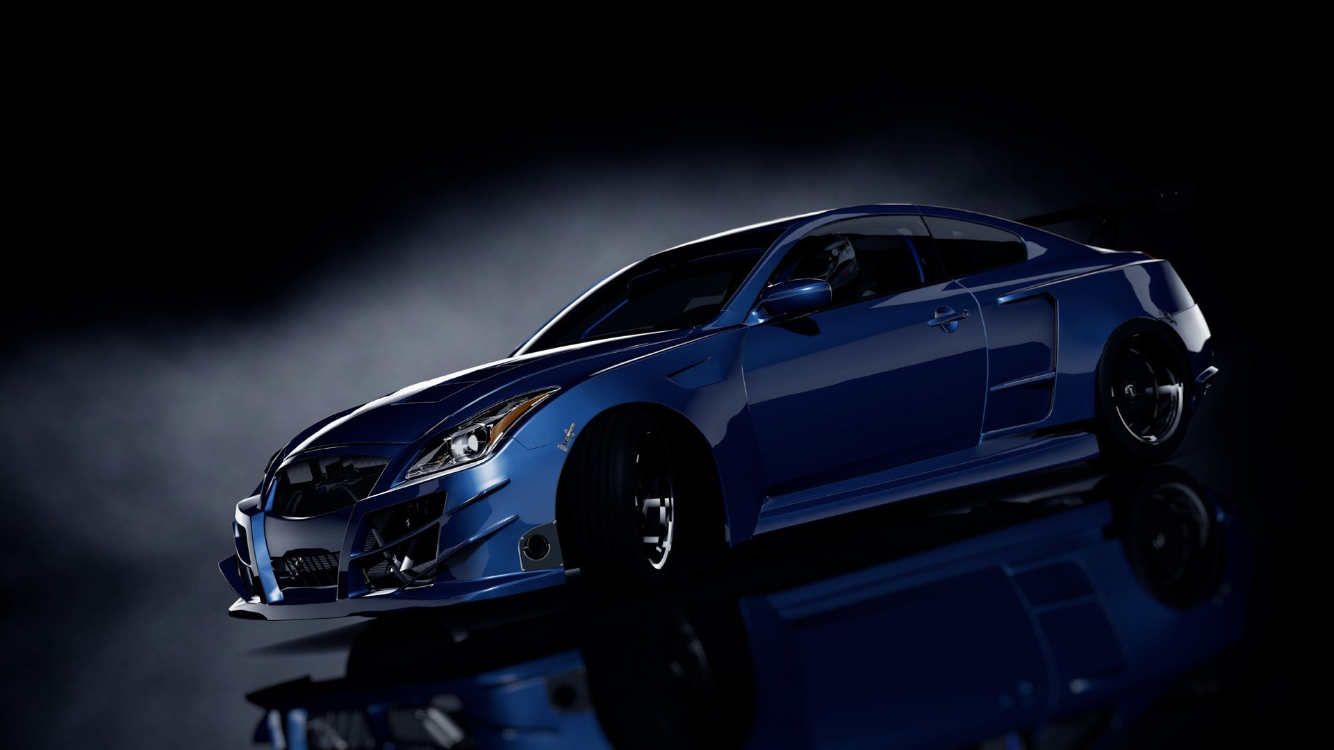 1920x1080 car, Blue cars, Black background, 3D Wallpapers HD / Desktop and Mobile  Backgrounds