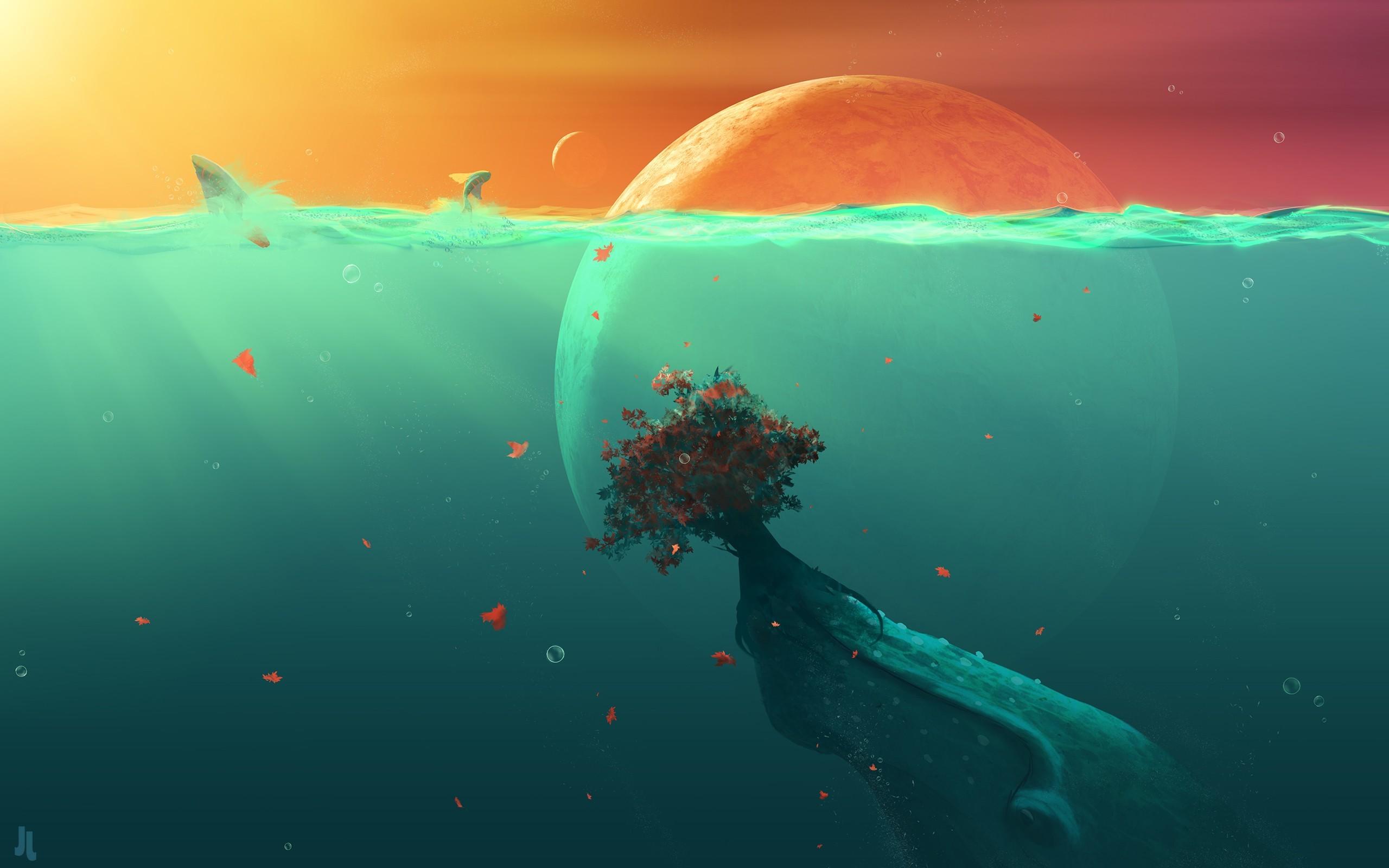 Hd Wallpapers 1080p Ocean: Deep Sea Desktop Wallpaper (67+ Images