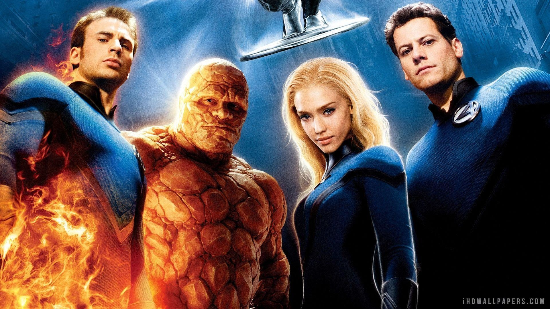 1920x1080 Fantastic 4 Rise of the Silver Surfer HD Wallpaper - iHD Wallpapers