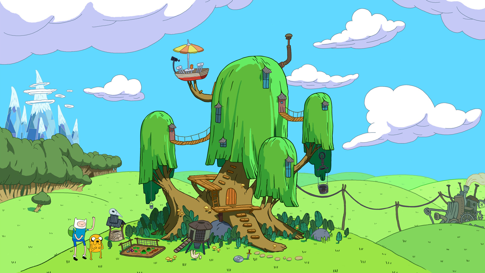 1920x1080 Adventure Time HD Wallpaper | Background Image |  | ID:219150 -  Wallpaper Abyss