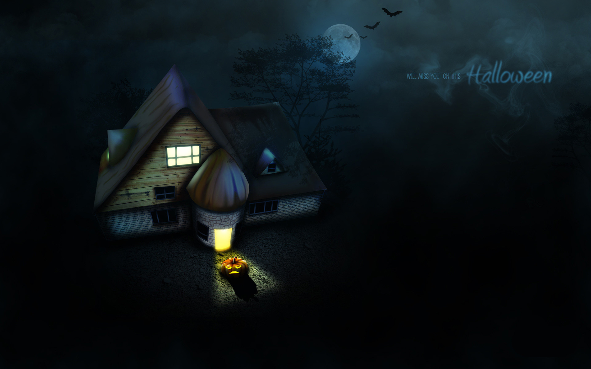 1920x1200 30 Best Free Halloween Wallpapers – Design Sparkle