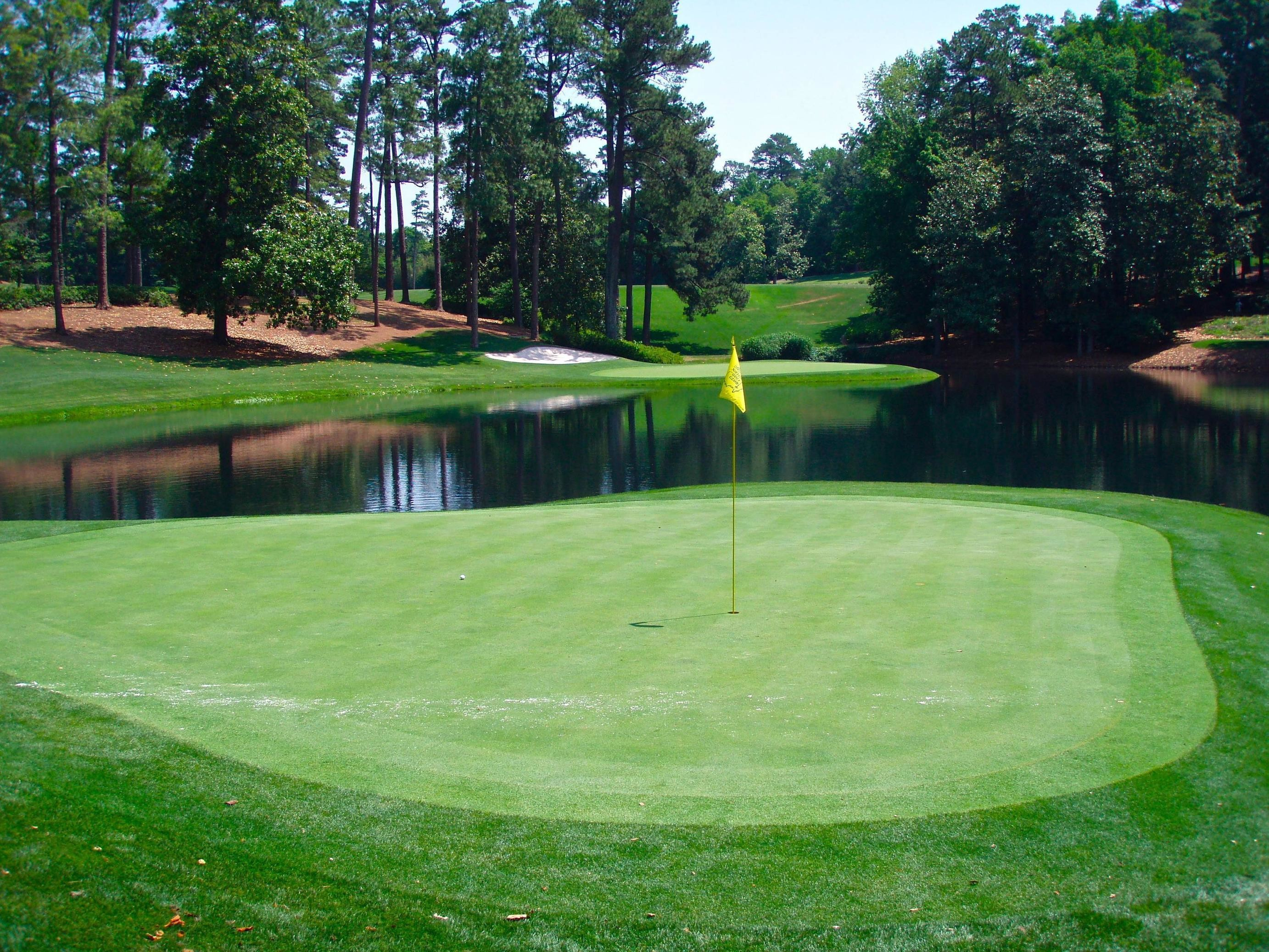 2765x2074 The Augusta National Golf Course Wallpapers HD Masters 2013