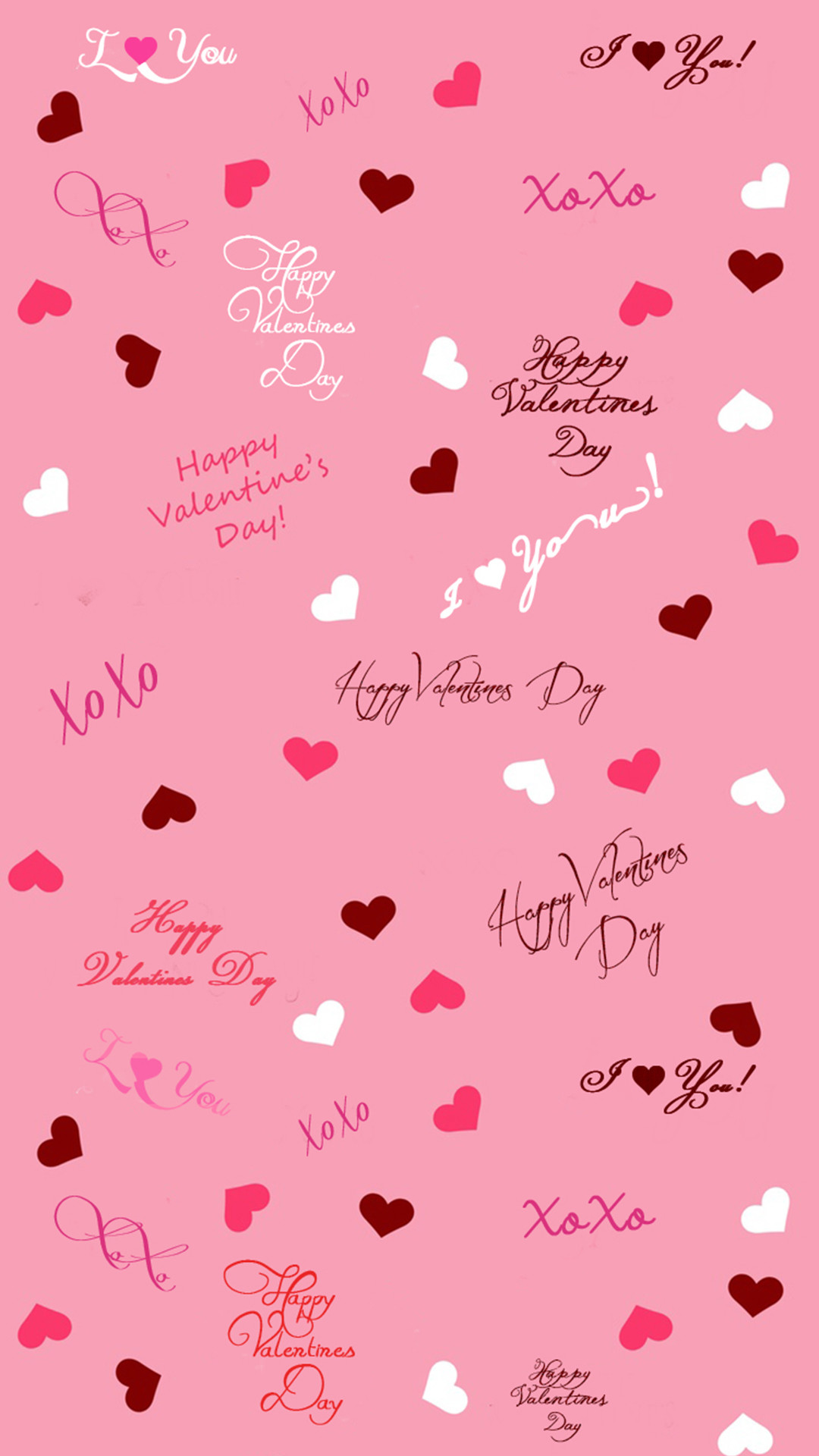 1080x1920 41 Cute Valentine iPhone Wallpapers Free To Download