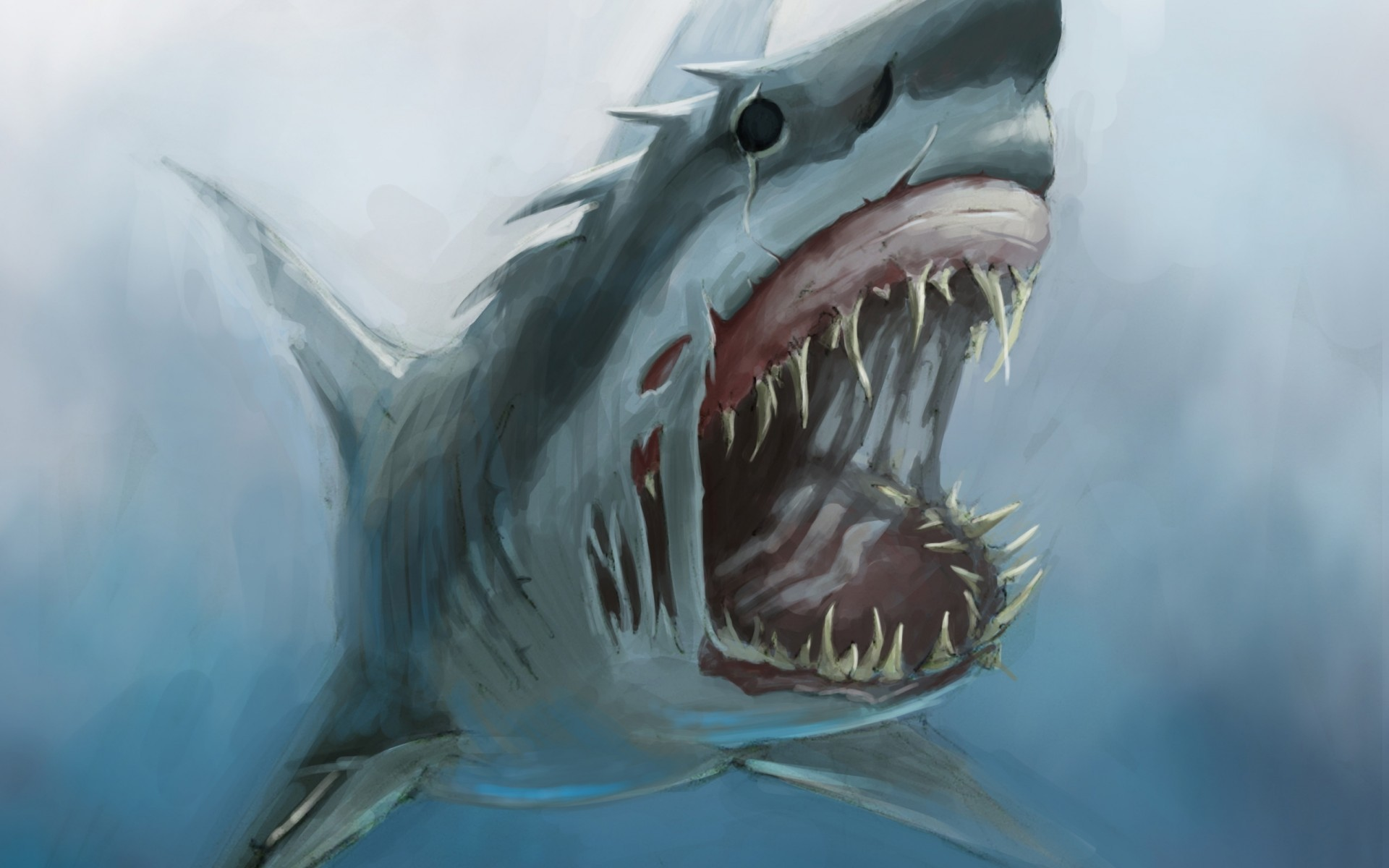 Megalodon Wallpapers (52+ images)