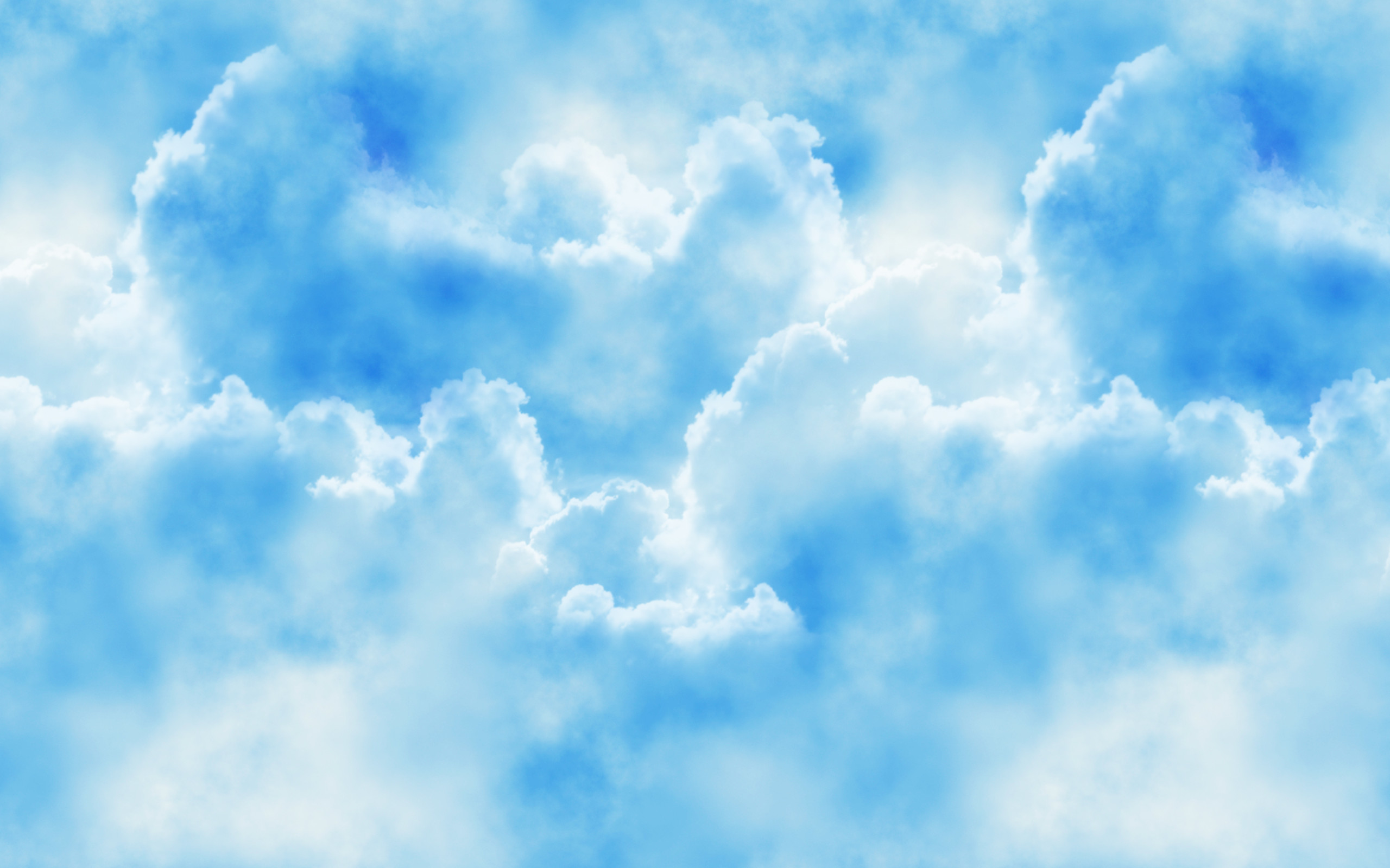 2560x1600 Earth - Sky Earth Cloud Blue Wallpaper - Cloudy Sky Background PNG