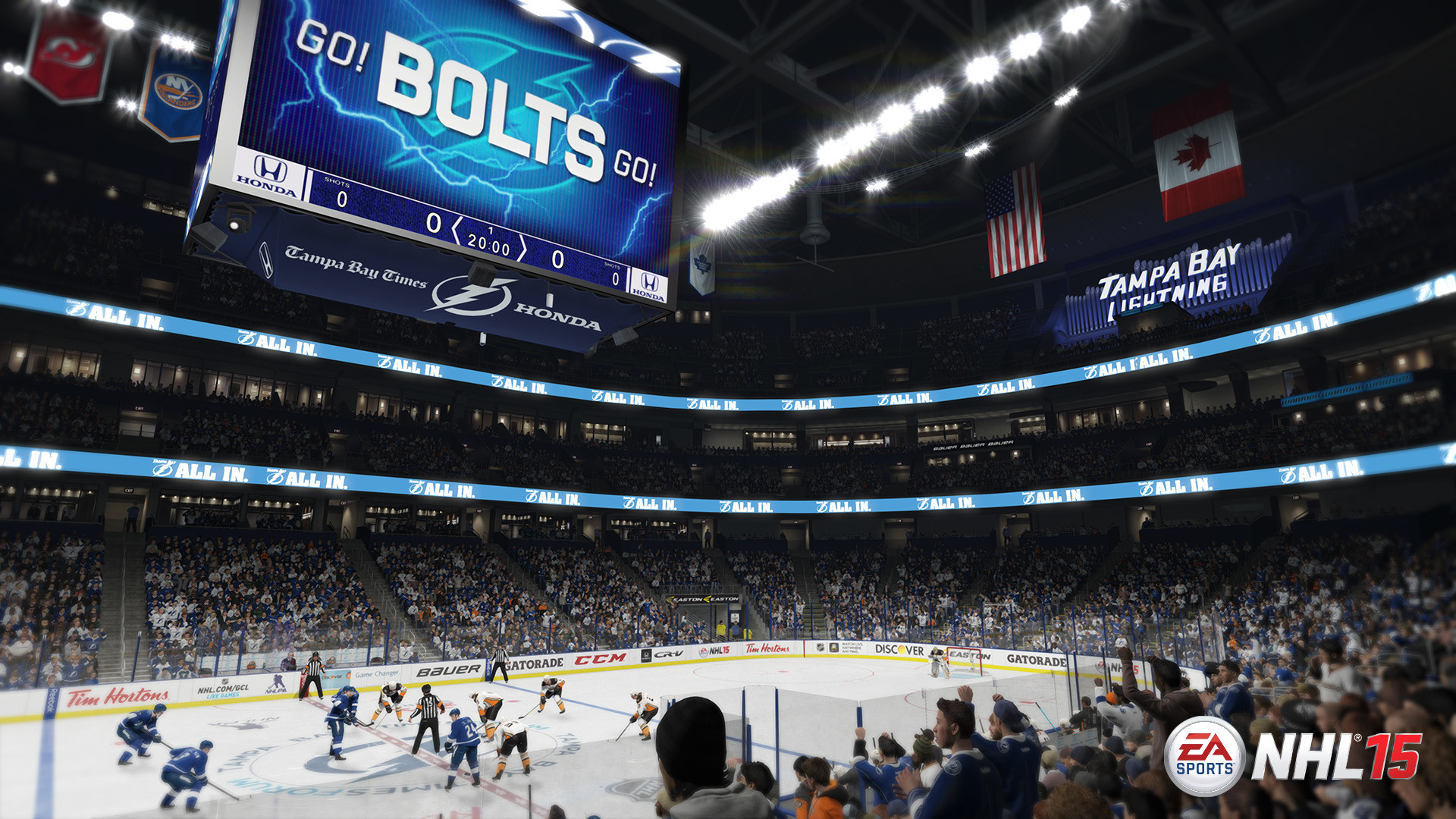 1920x1080 The TB Times Forum in NHL 15 ...