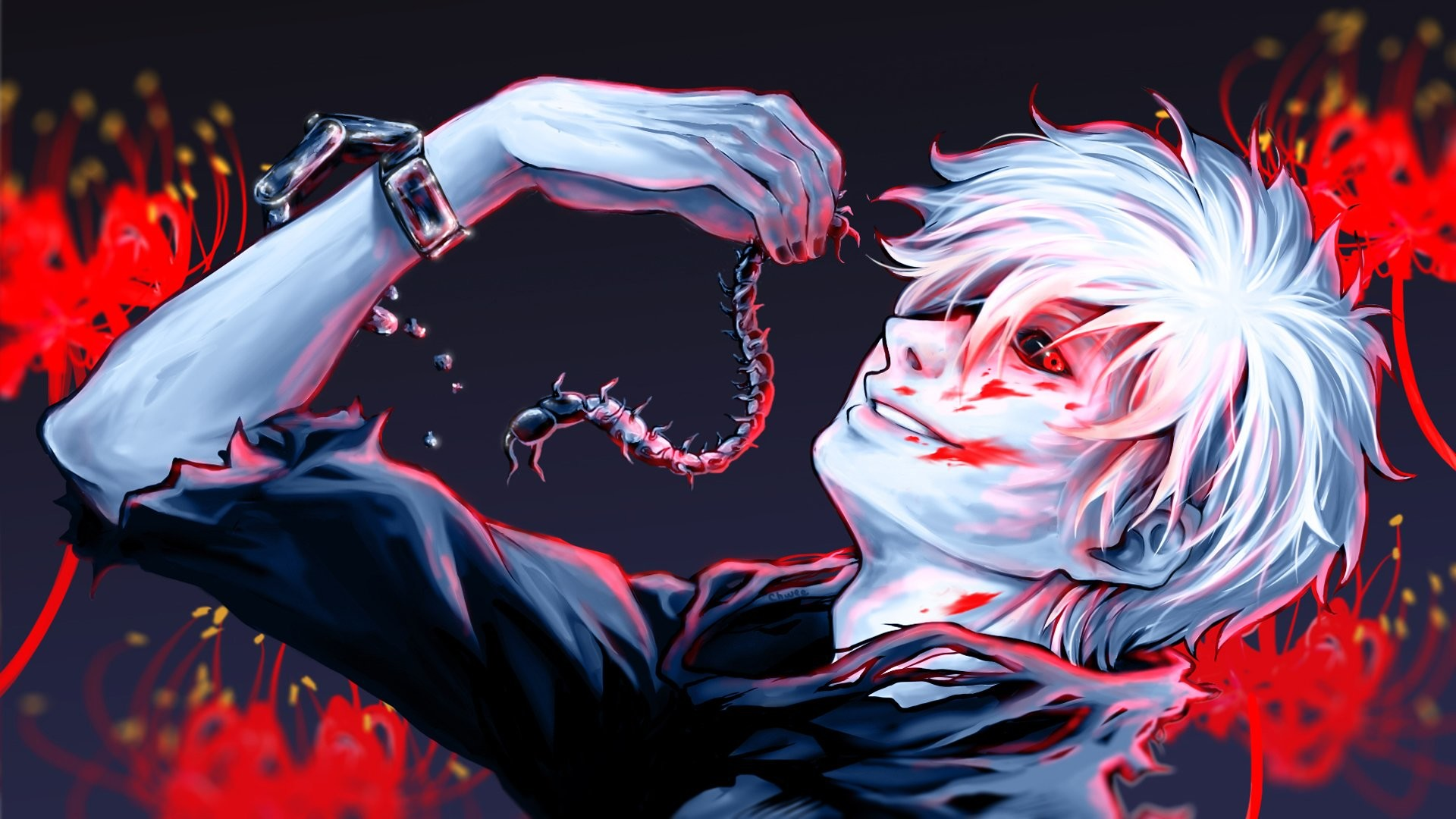 1920x1080 Anime Tokyo Ghoul Kaneki Ken Wallpapers HD Desktop And Mobile Backgrounds