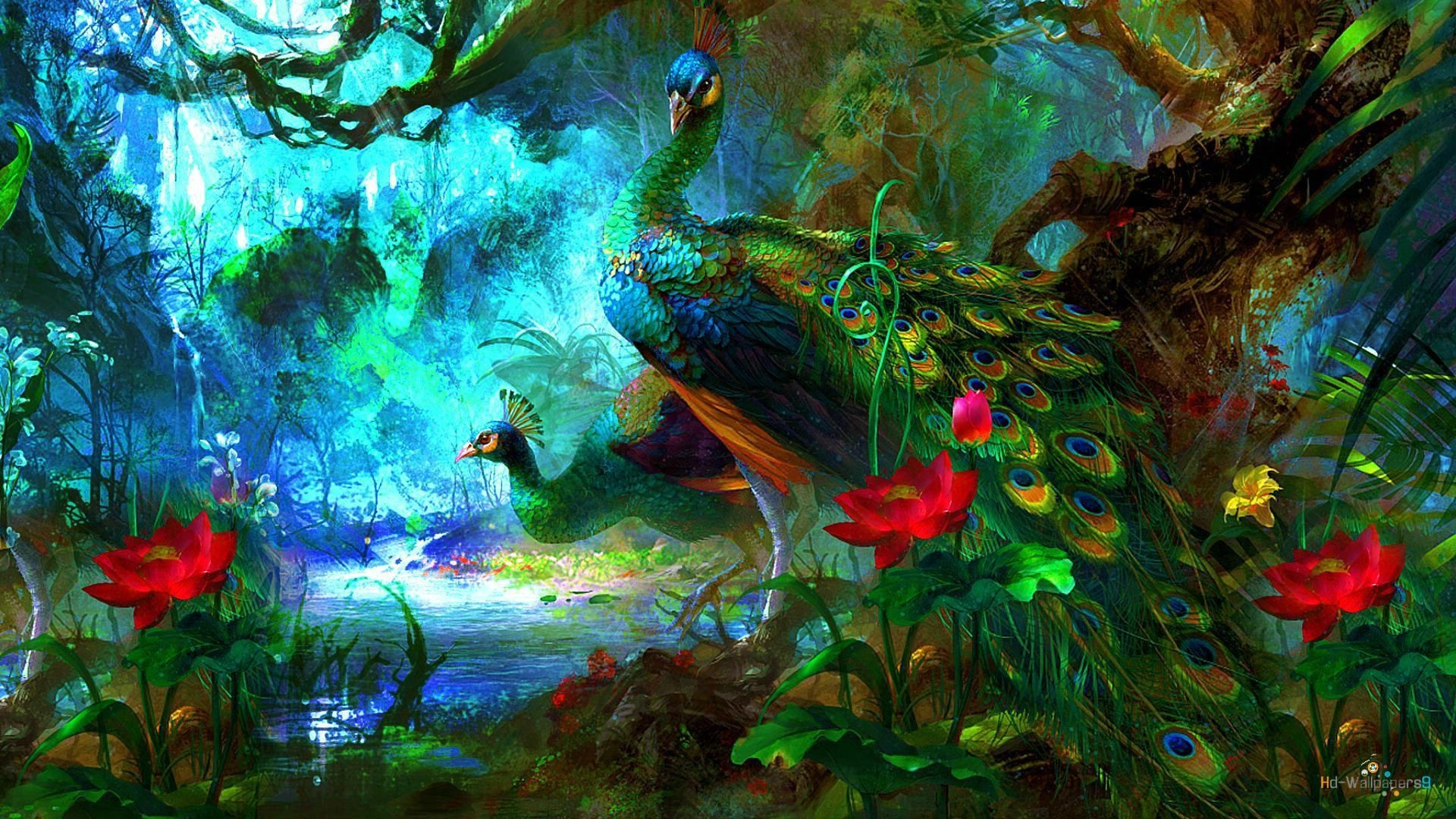 Enchanted Forest Wallpapers 62 Images