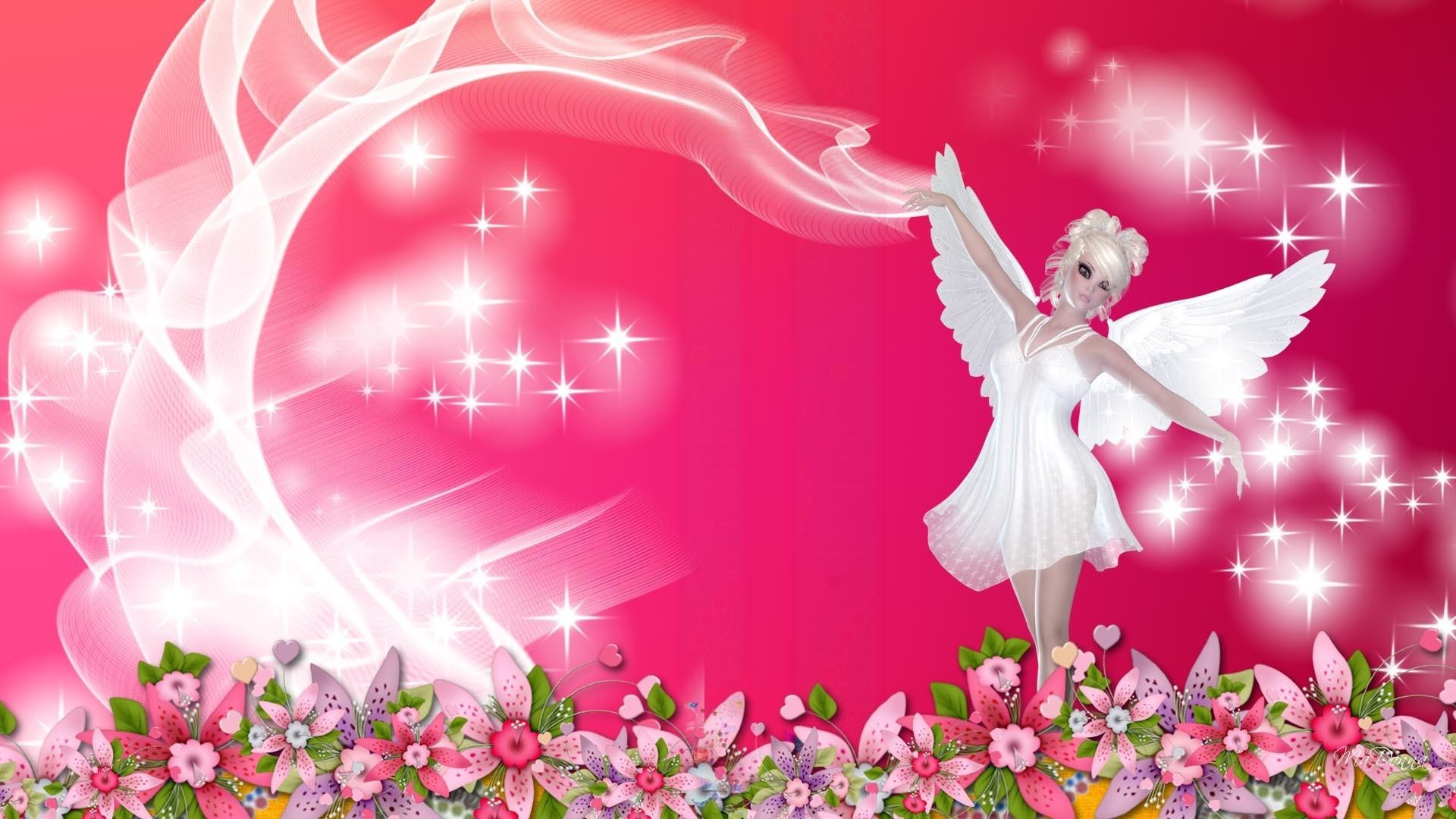 Angel Fairies Wallpaper (56+ Images