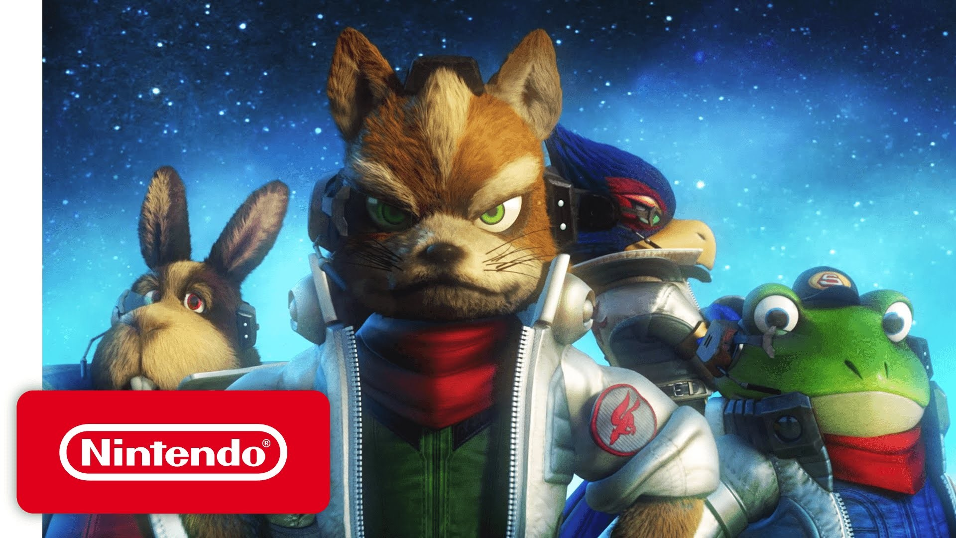 1920x1080 Star Fox Zero - Launch Trailer: Available Now!
