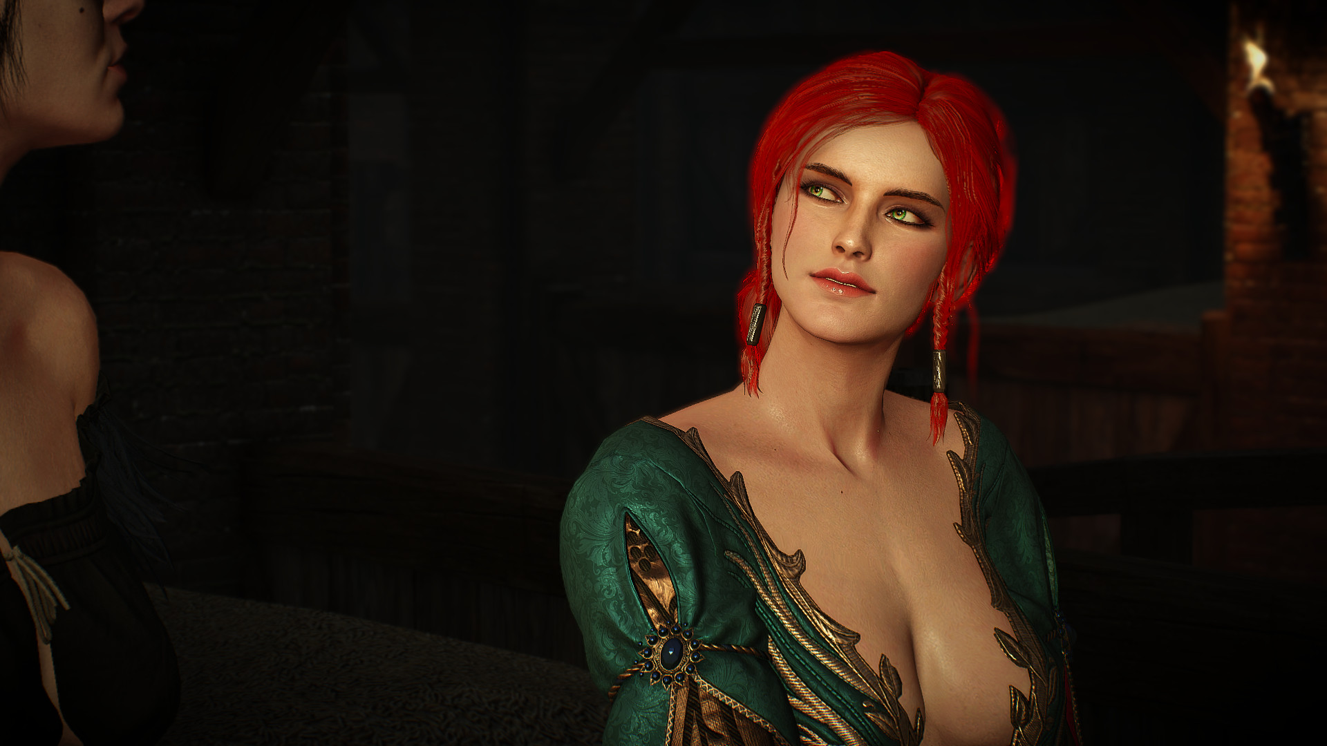 The witcher 2 triss nude mod porn films