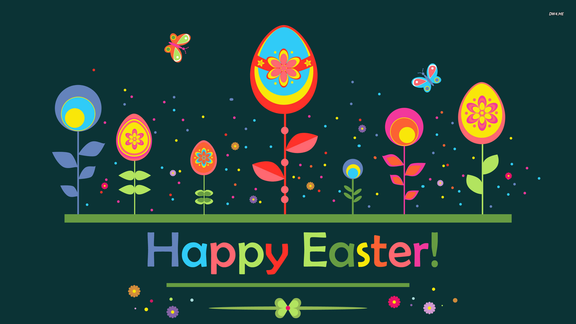 1920x1080 wallpaper.wiki-Happy-Easter-wallpaper-PIC-WPB007329
