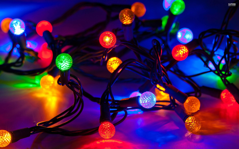 Christmas Lights Desktop Wallpaper (58+ images)