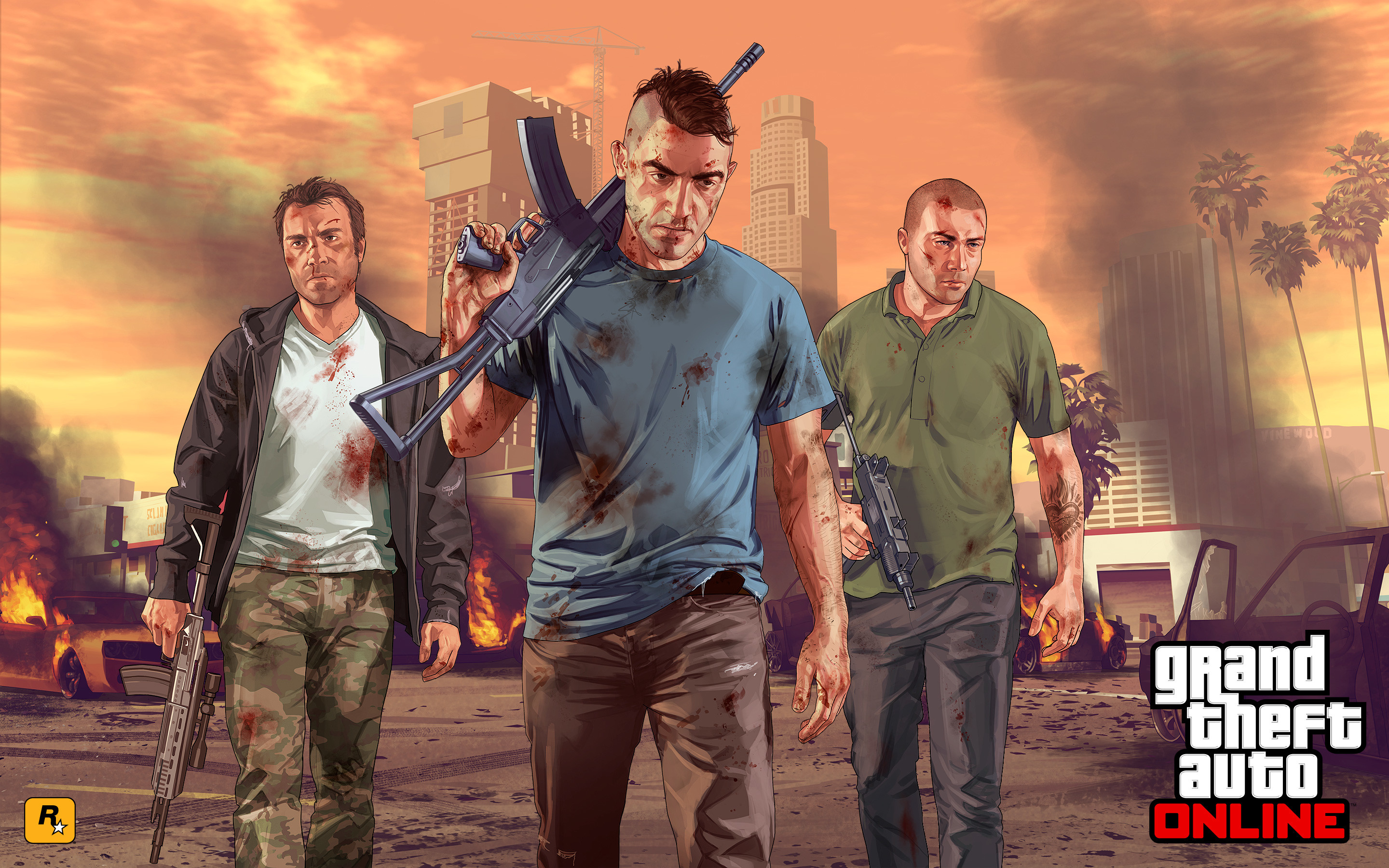 2880x1800 Wallpaper Gta Collection For Free Download