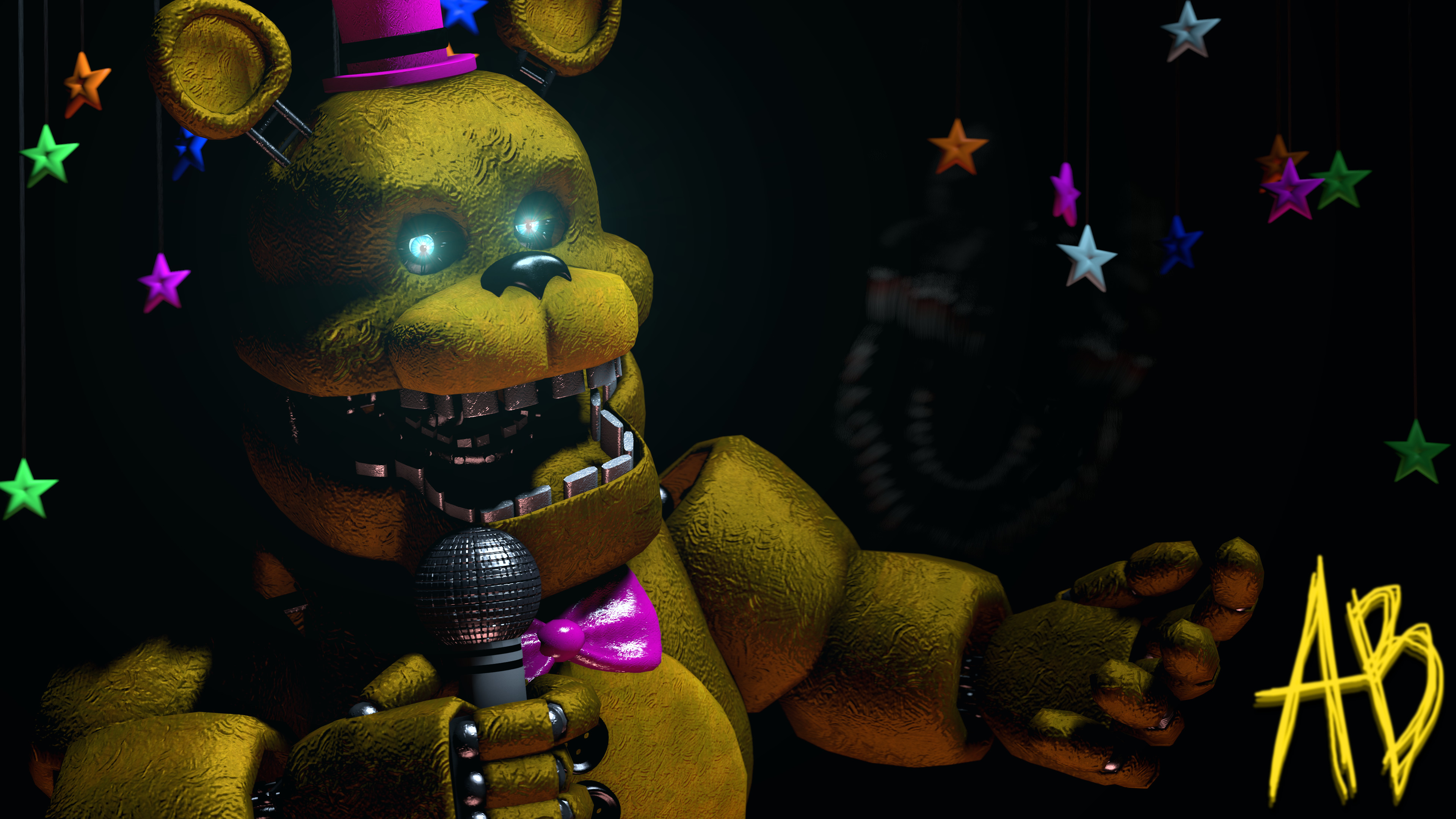 Fnaf Wallpapers HD (71+ images)
