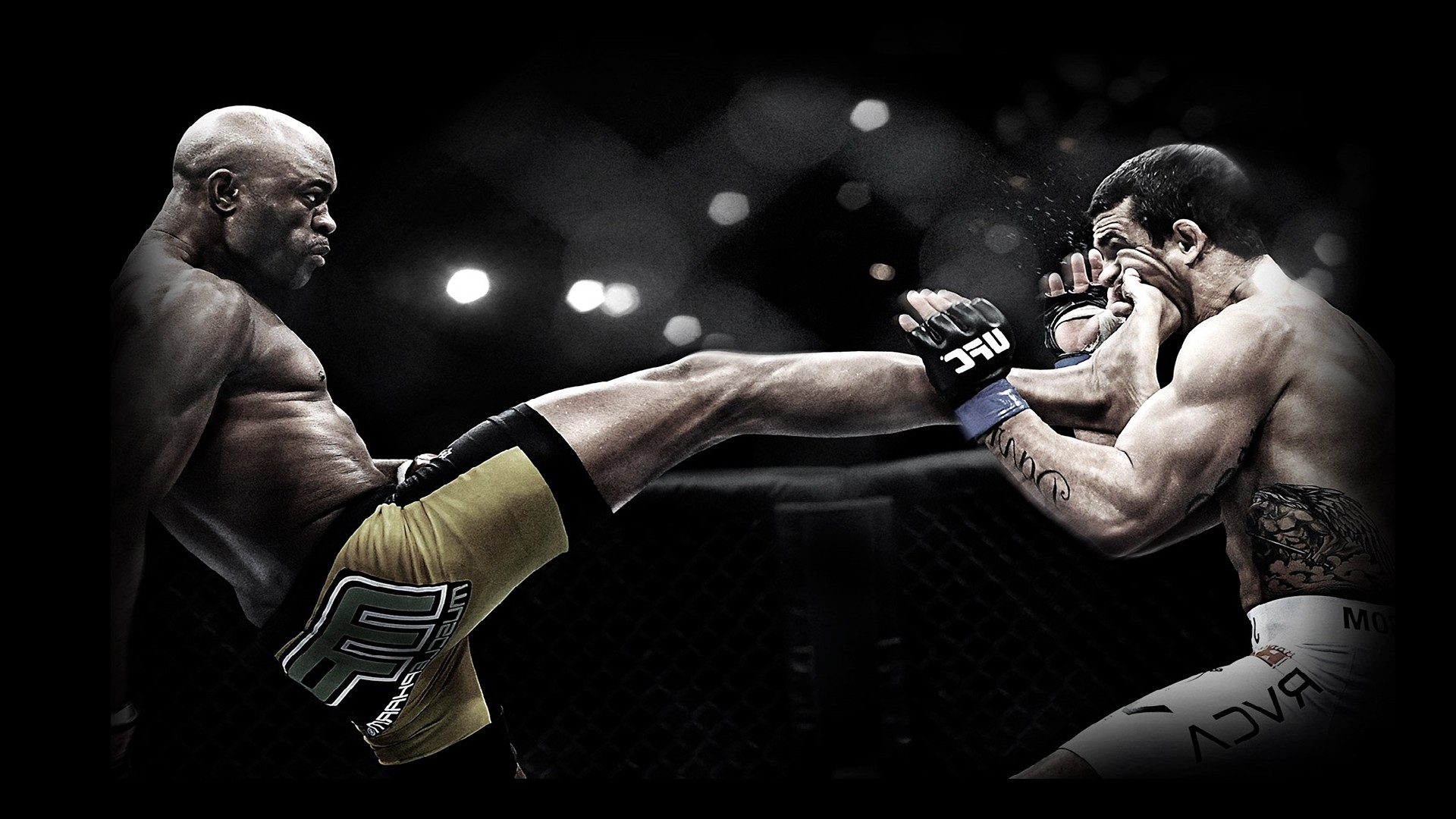 Hd Mma Wallpaper 68 Images