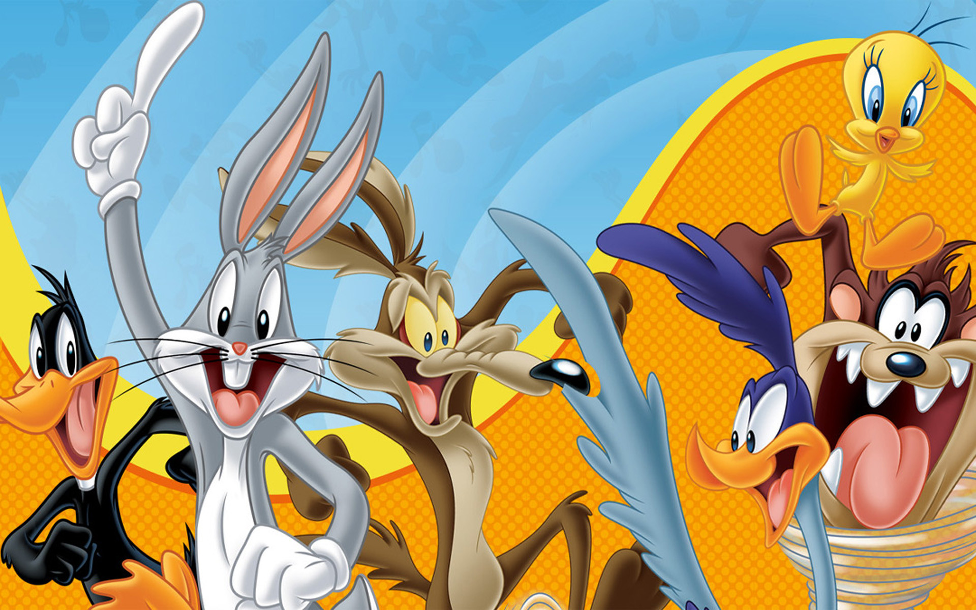 Baby looney tunes wallpaper 52 images - Looney tunes background ...