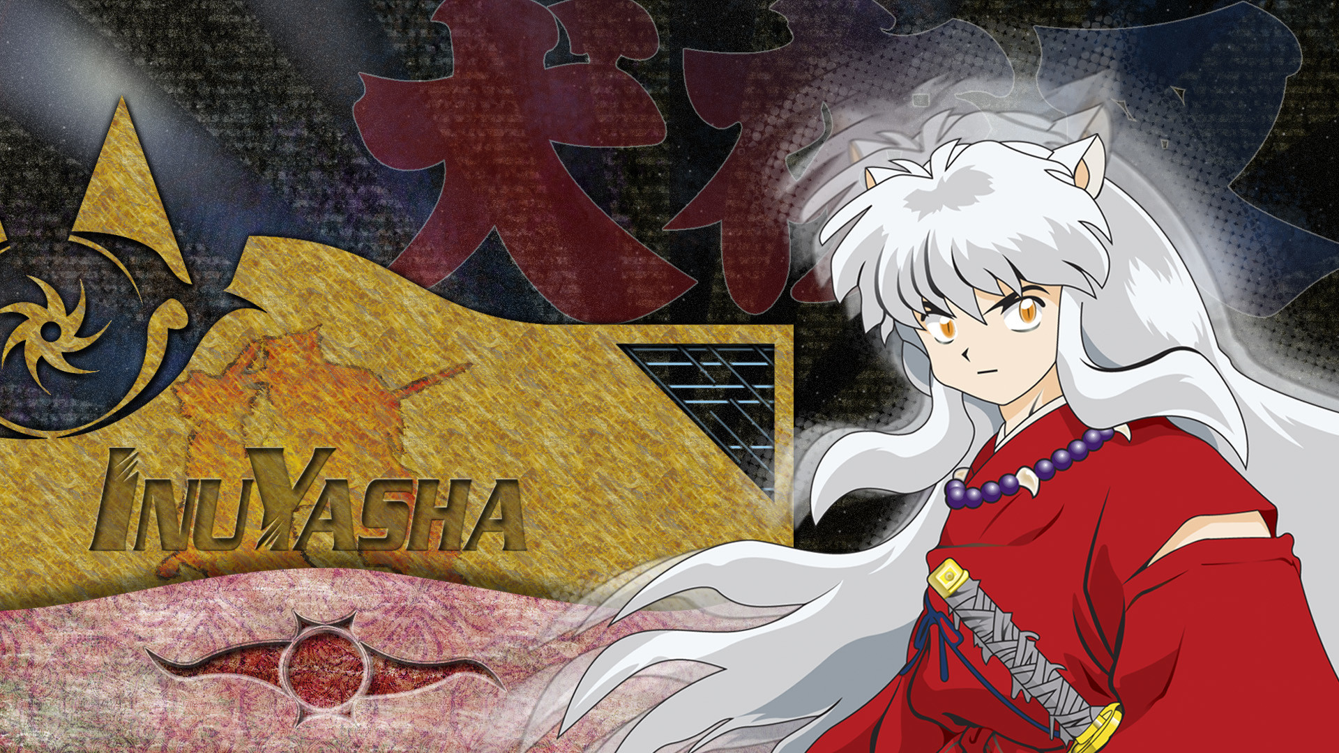 1920x1080 Inuyasha wallpaper 3