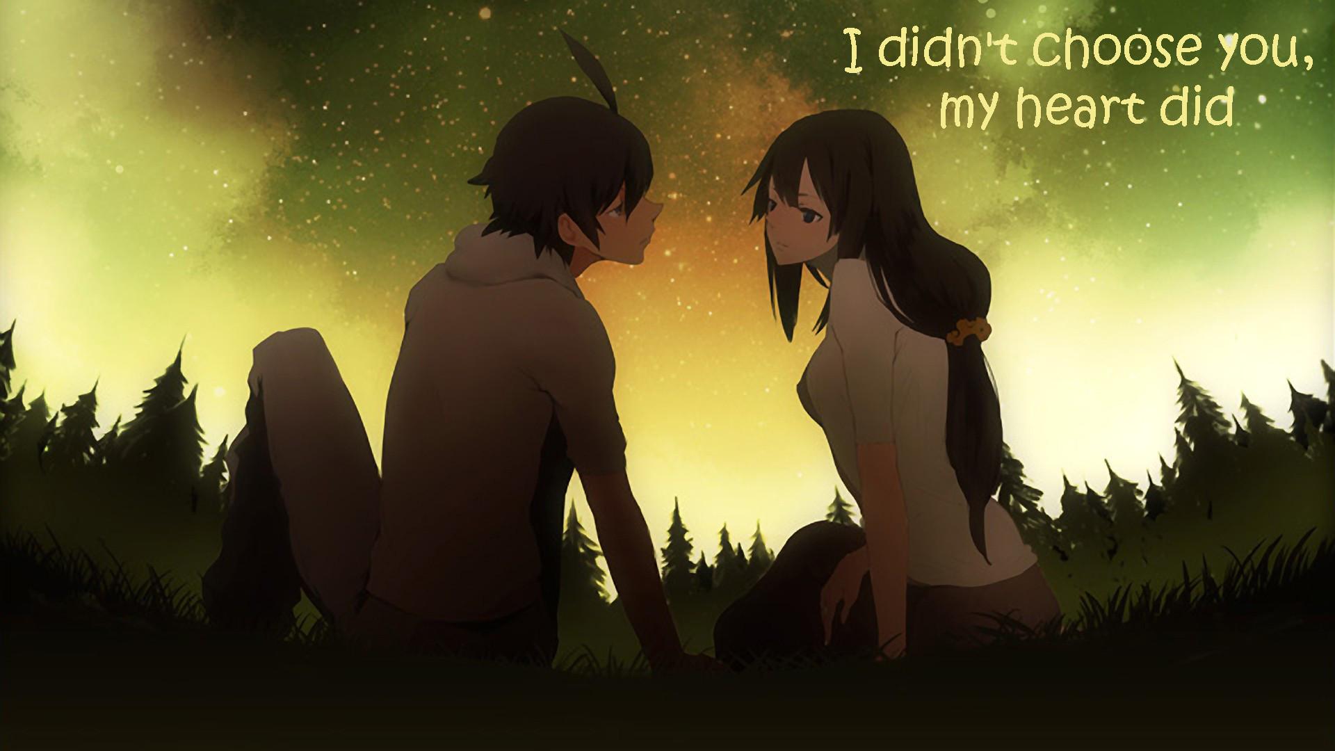 1920x1080 Cool Cute Anime Love Best Quality HD Wallpaper