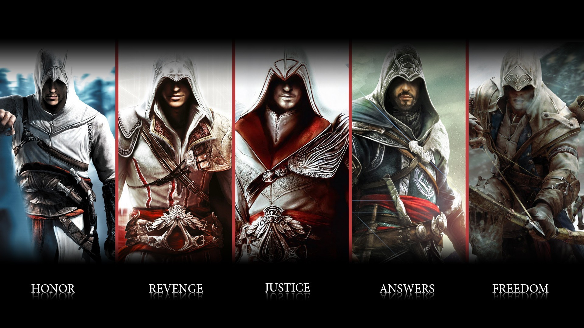 1920x1080 Video Game - Assassin's Creed Wallpaper