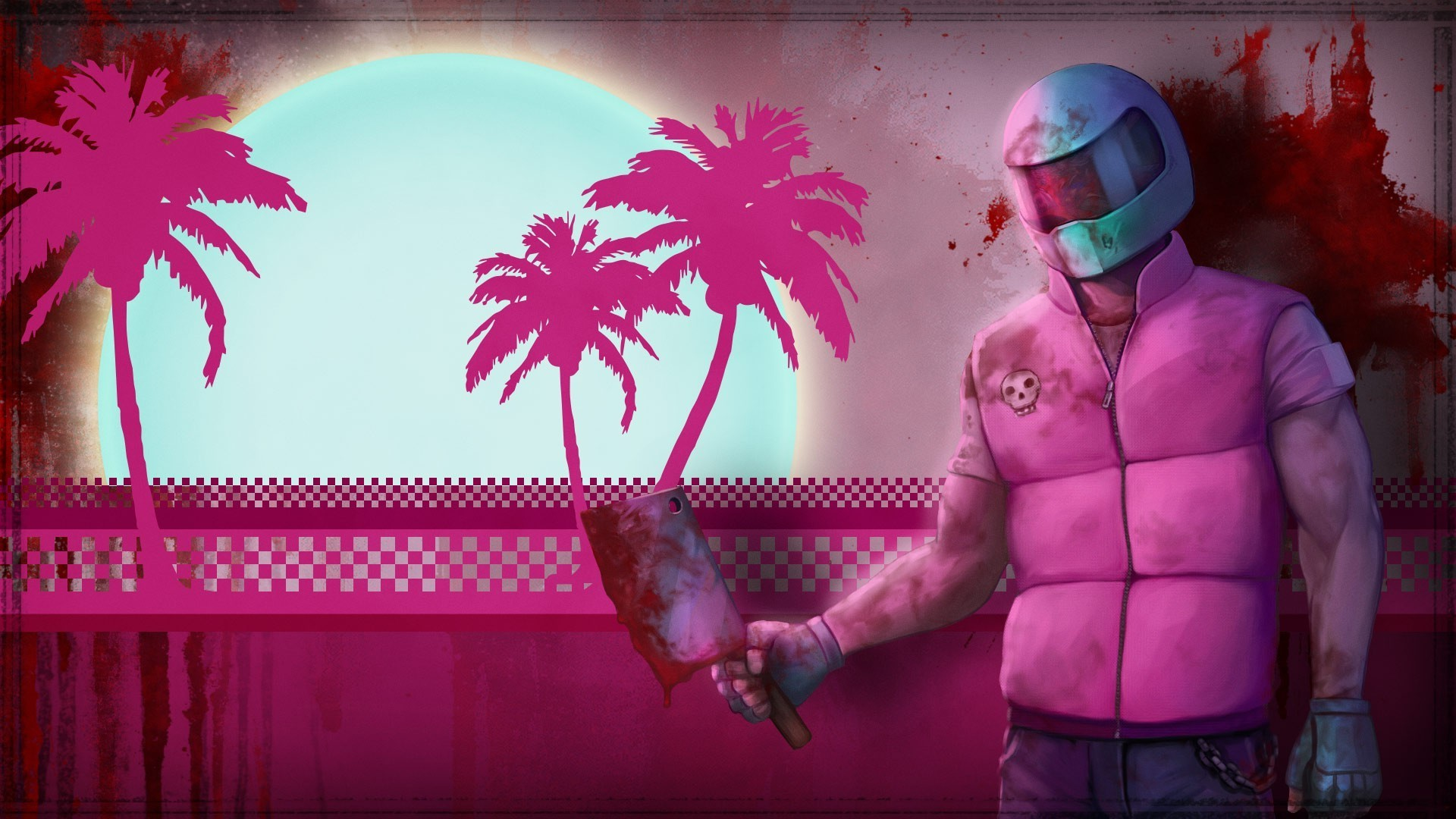 1920x1080 Hotline Miami, Video Games, Cleavers Wallpapers HD / Desktop and Mobile  Backgrounds