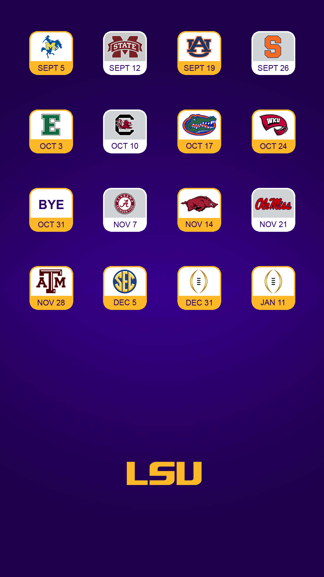1242x2208 Lsu IPhone Images 3605-W