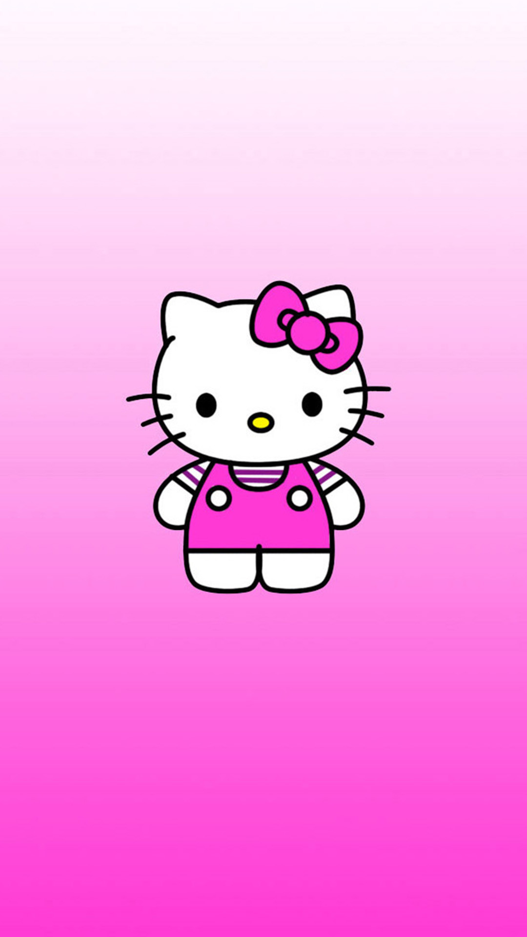 1080x1920 Girlish Hello Kitty Pink Cute Japan Cat