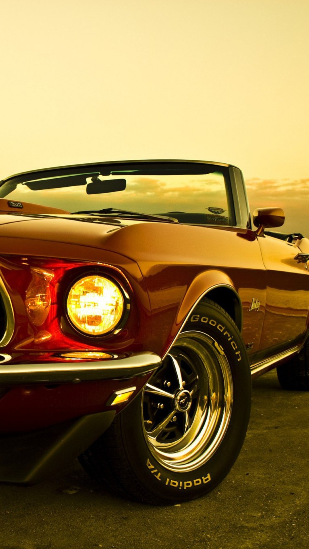 mustang ford 1969 wallpapers iphone 1080 1920 pixelstalk tablet