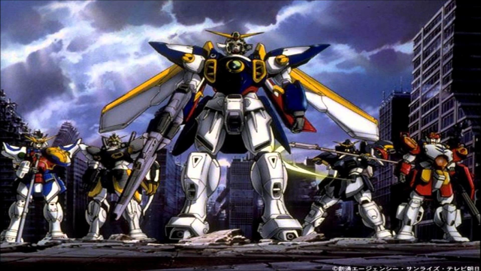 15 Gundam Wing Endless Waltz Pantip Wallpapers 13