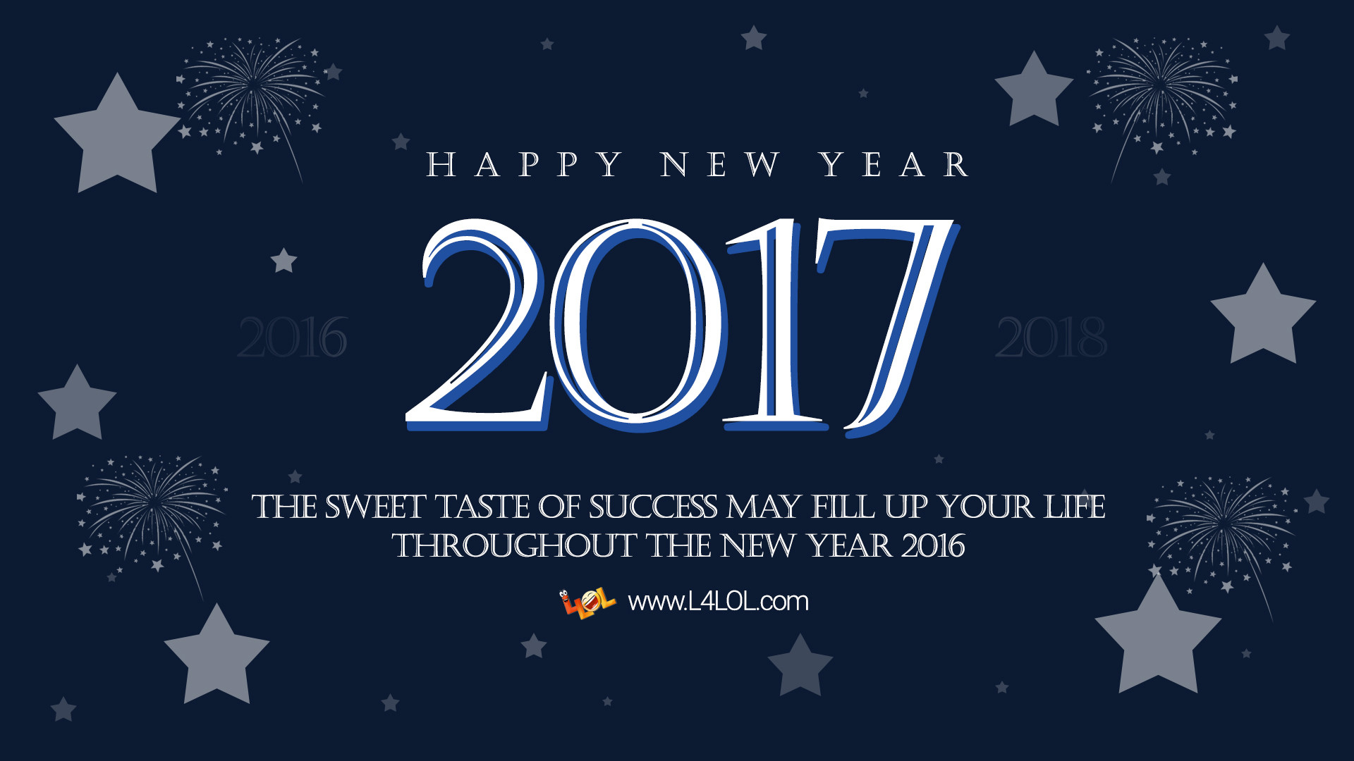 New Year 2017 Wallpaper HD (76+ images)