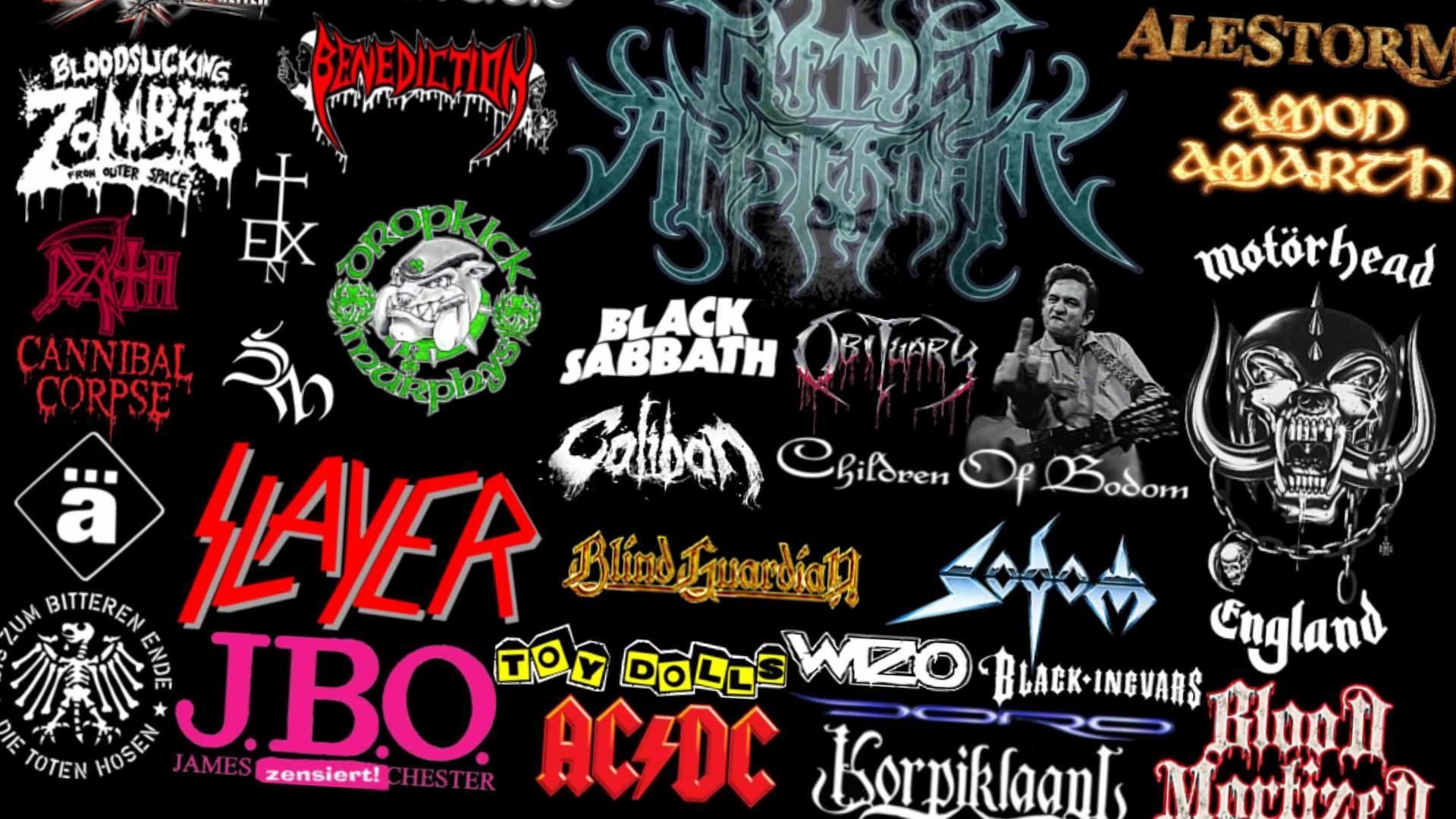 Screamo Bands Logo Wallpaper (31+ images)