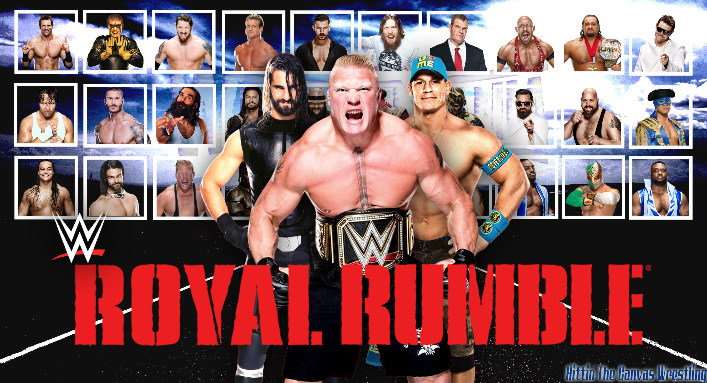 2398x1300 2015 Royal Rumble Wallpaper. Tags: 2015 WWE Royal Rumble, Brock Lesnar ...