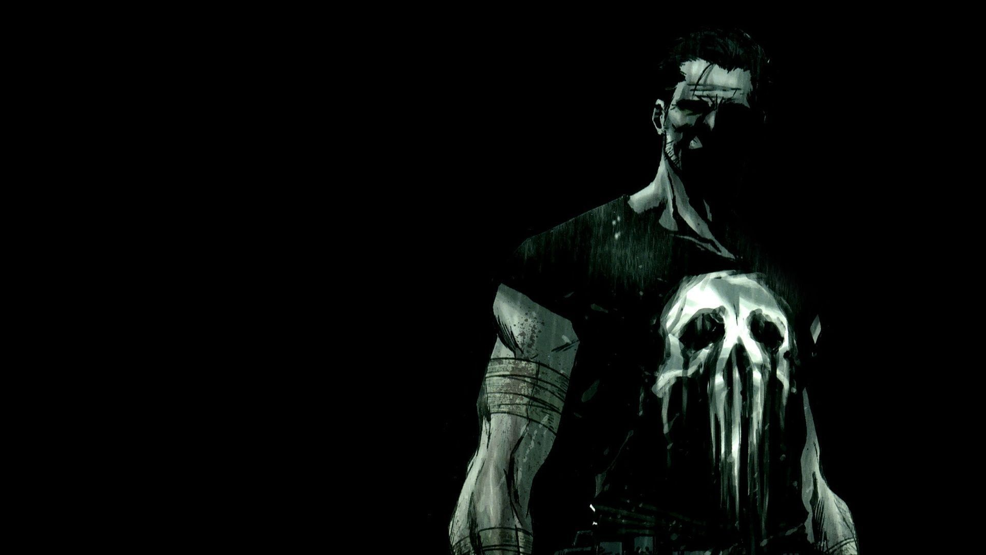 1920x1080 Punisher Wallpapers Desktop Background ...