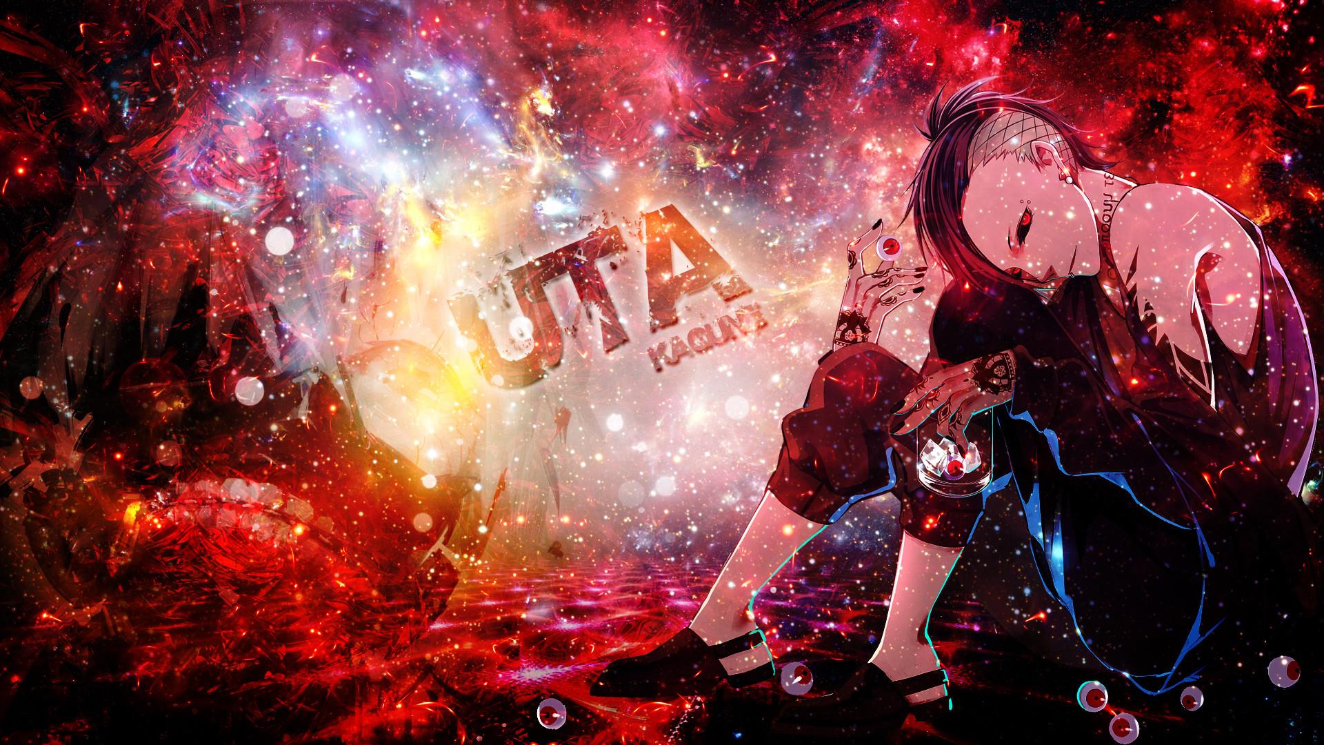 Uta tokyo ghoul wallpaper 72 images - Tokyo anime wallpaper ...