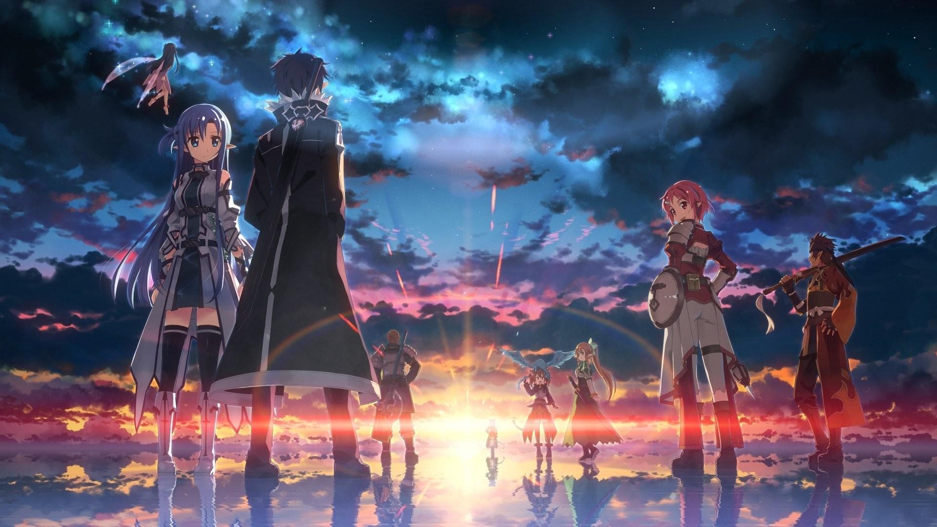 Sword Art Online Desktop Wallpaper 77 Images