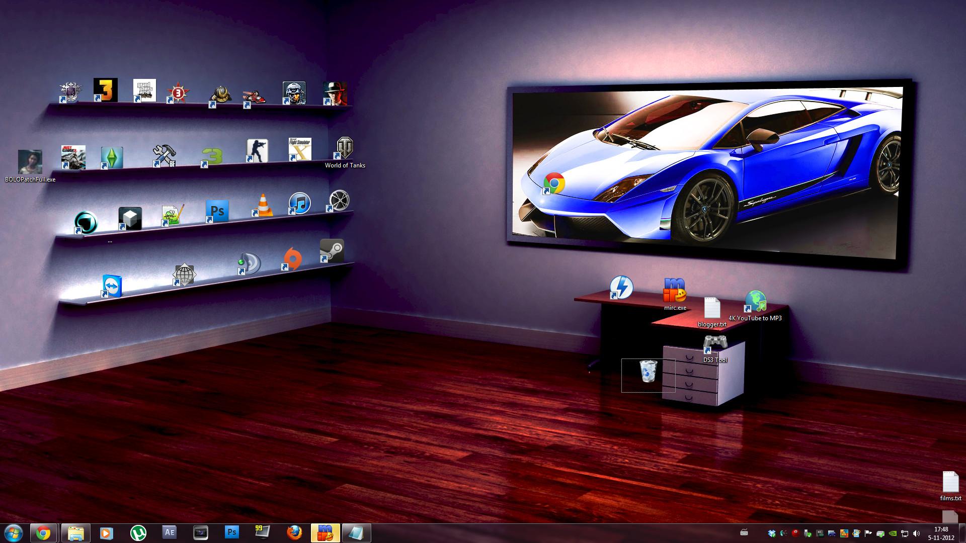 1920x1080 Rate My Desktop - desktop background