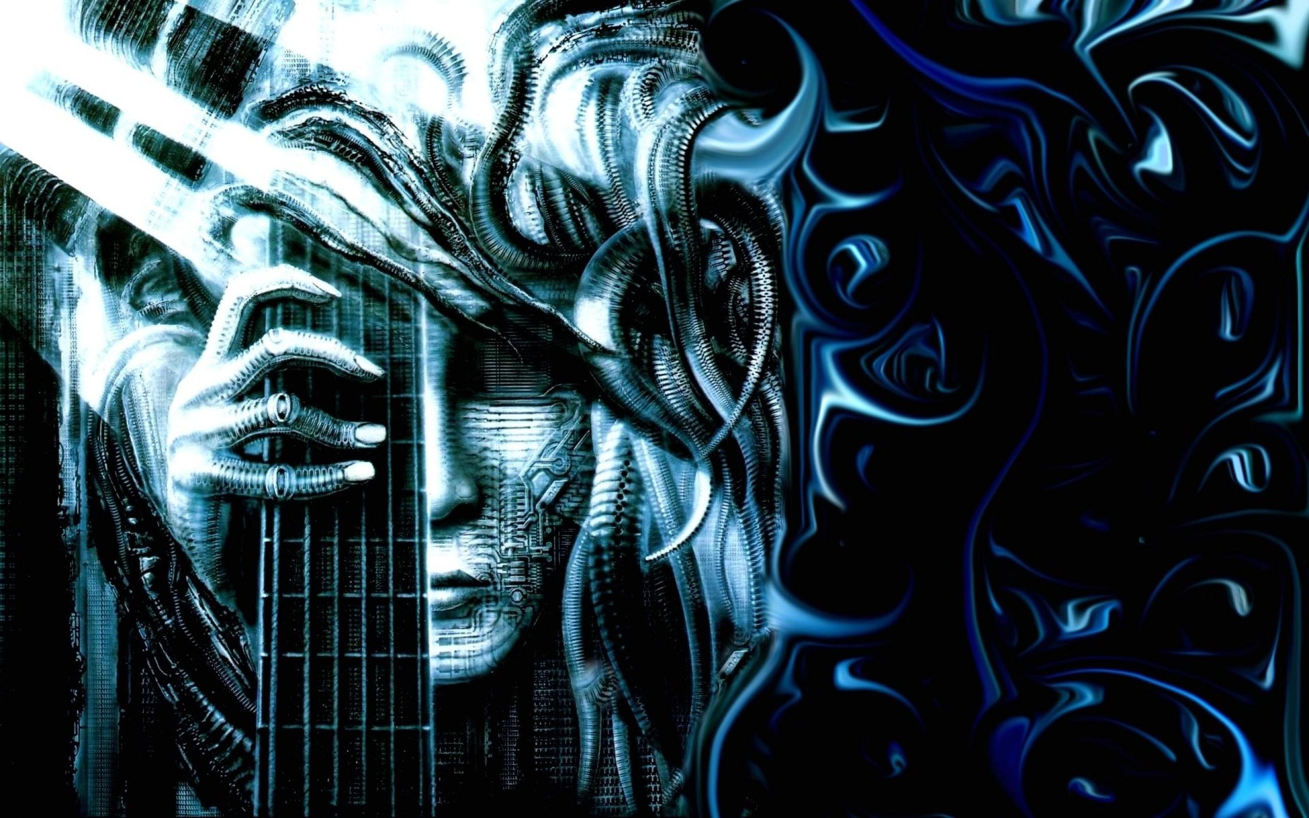 Heavy metal backgrounds