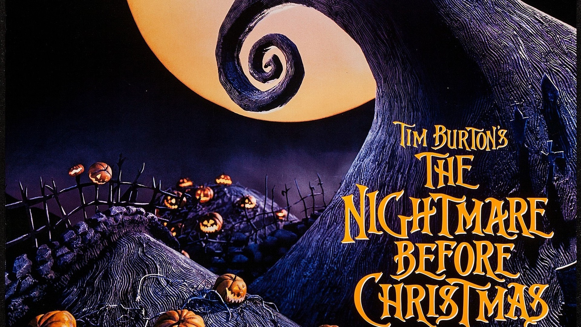 The Nightmare Before Christmas Wallpapers (78+ images)