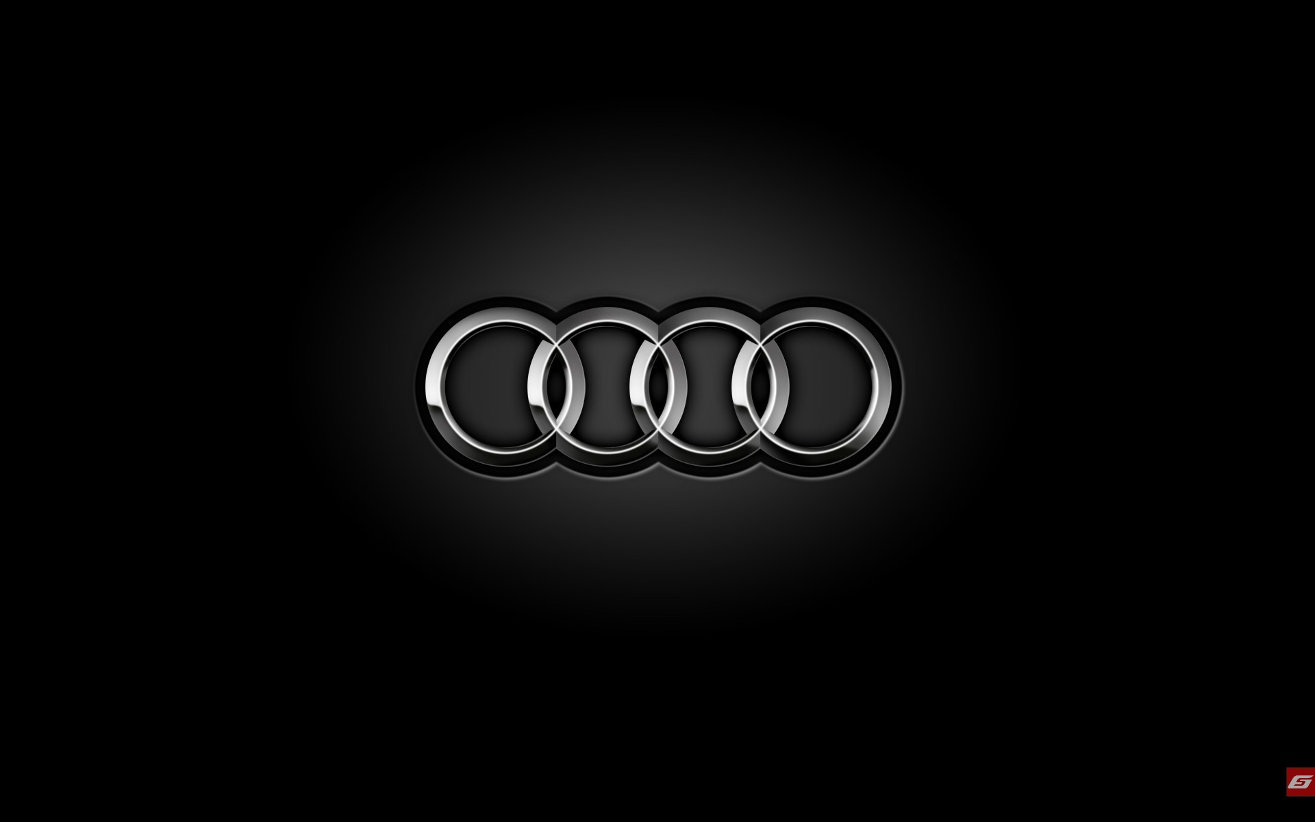 1920x1200 Audi Logo Wallpaper