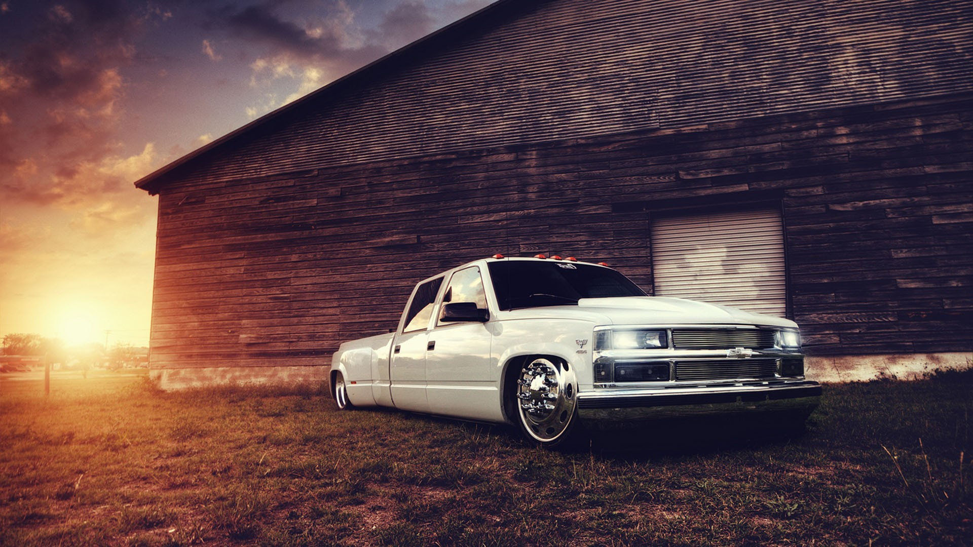 Chevy Truck Wallpaper HD (48+ images)