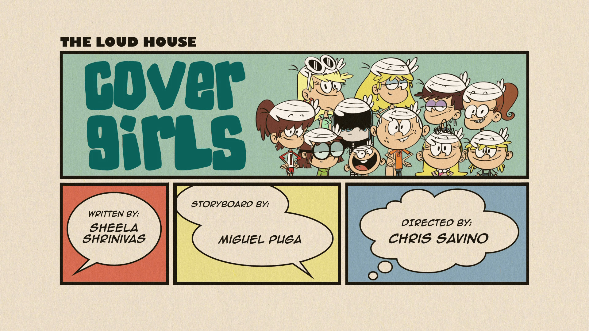 1920x1080 Cover Girls | The Loud House Encyclopedia | FANDOM powered by Wikia