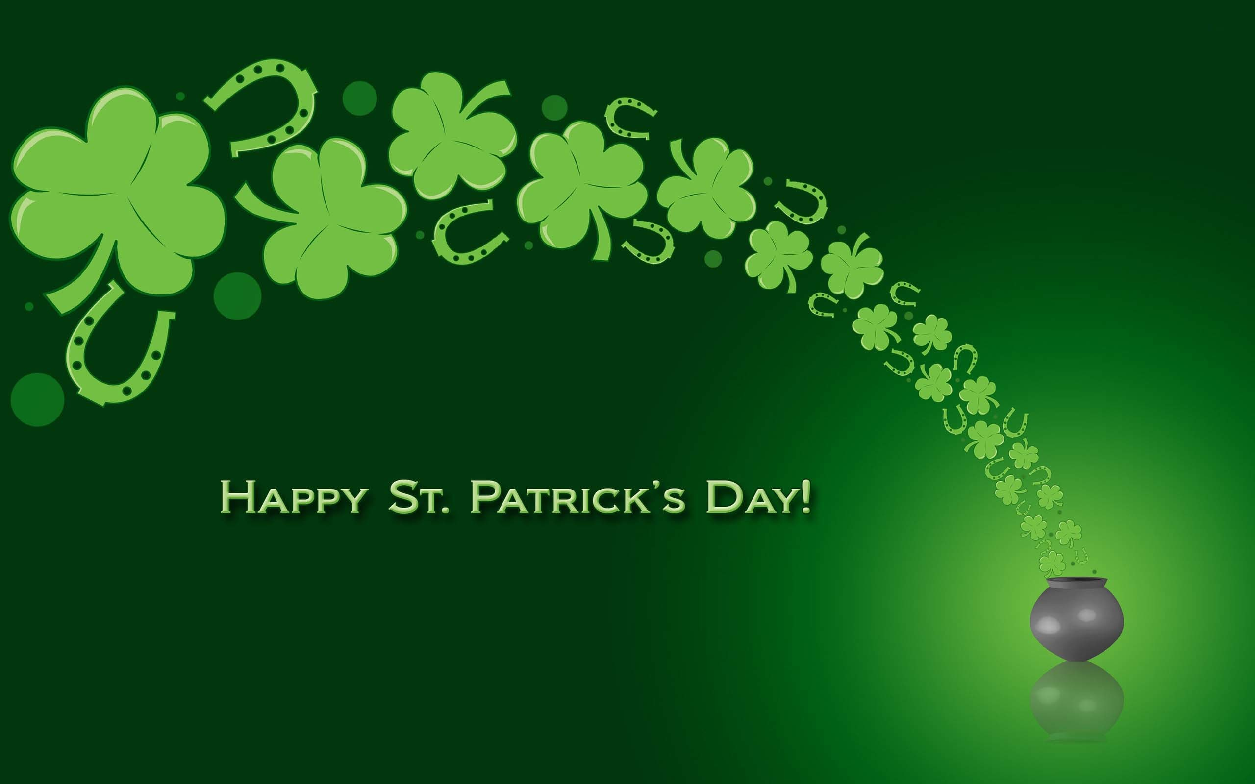 2560x1600 St Patricks Day Wallpapers HD.