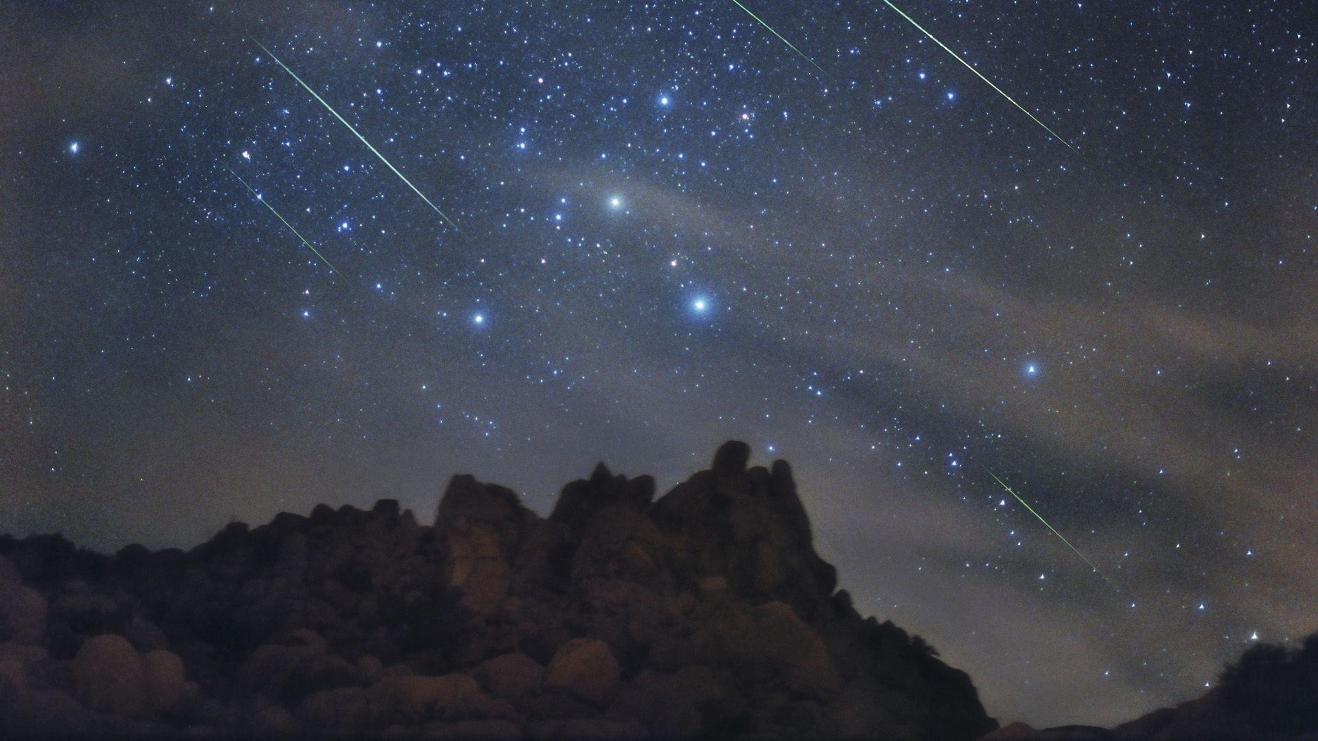 Shooting Stars Wallpaper 76 Images