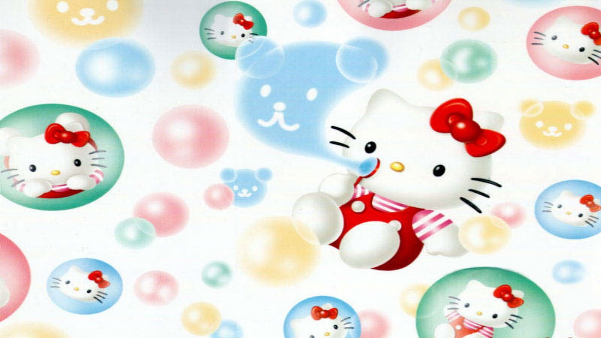 Hello kitty backgrounds hd