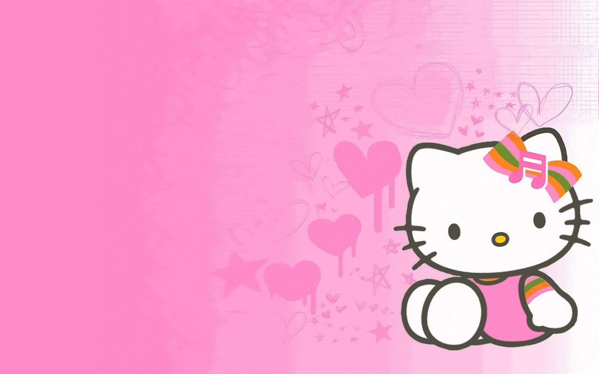 1920x1200 Hello Kitty Wallpapers - HD Wallpapers Inn